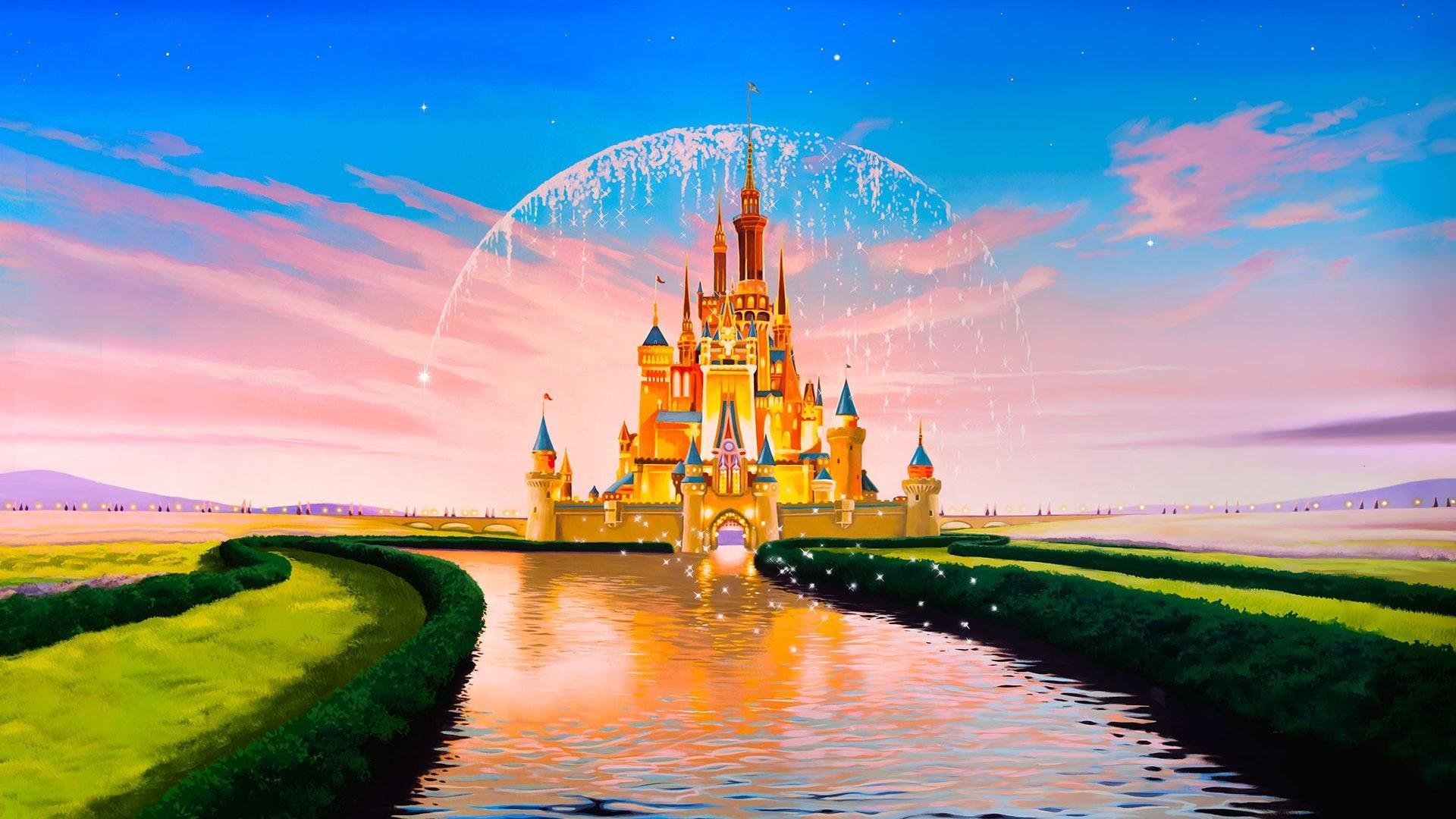 Disney Movie Intro HD - YouTube
