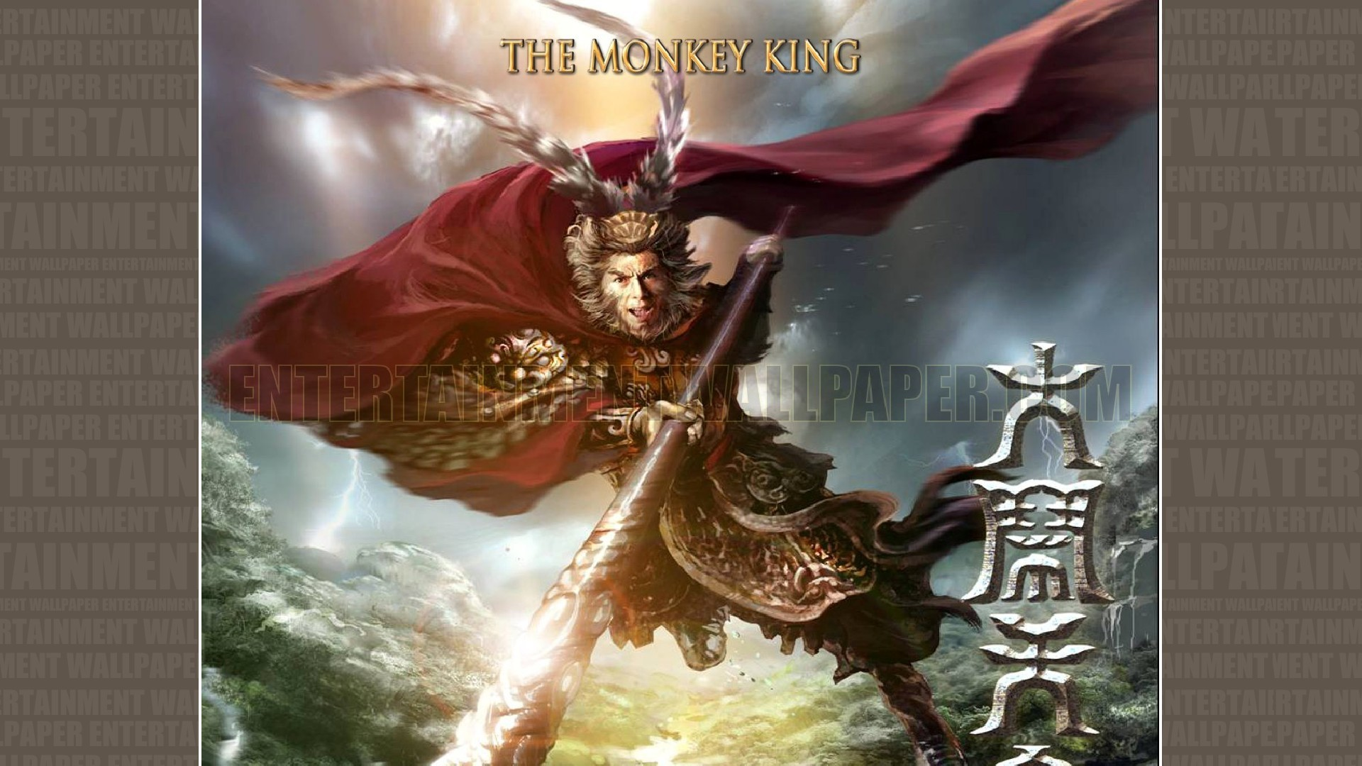 Monkey King Wallpaper 76 Images