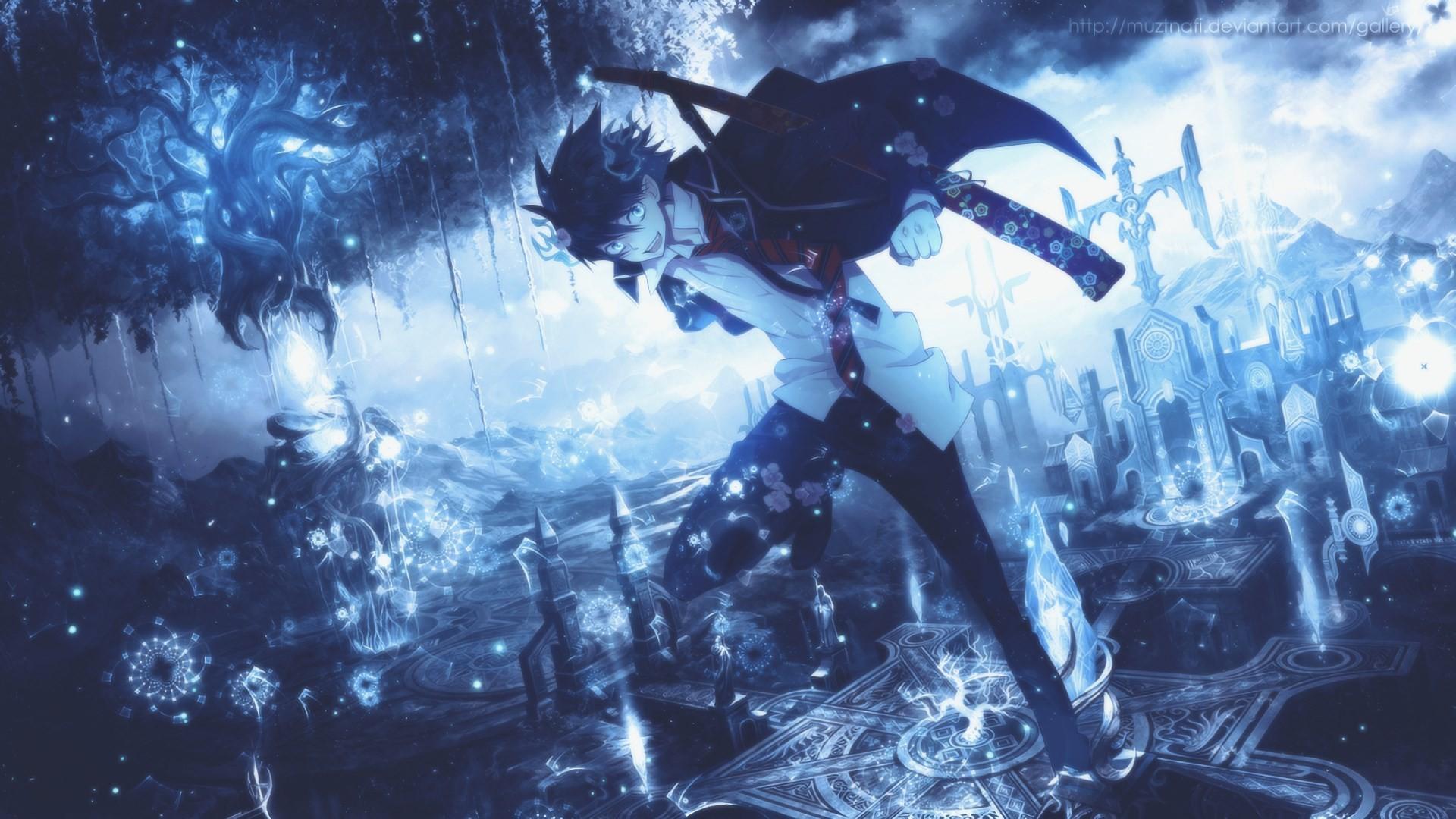 Blue Exorcist Wallpaper (67+ images)