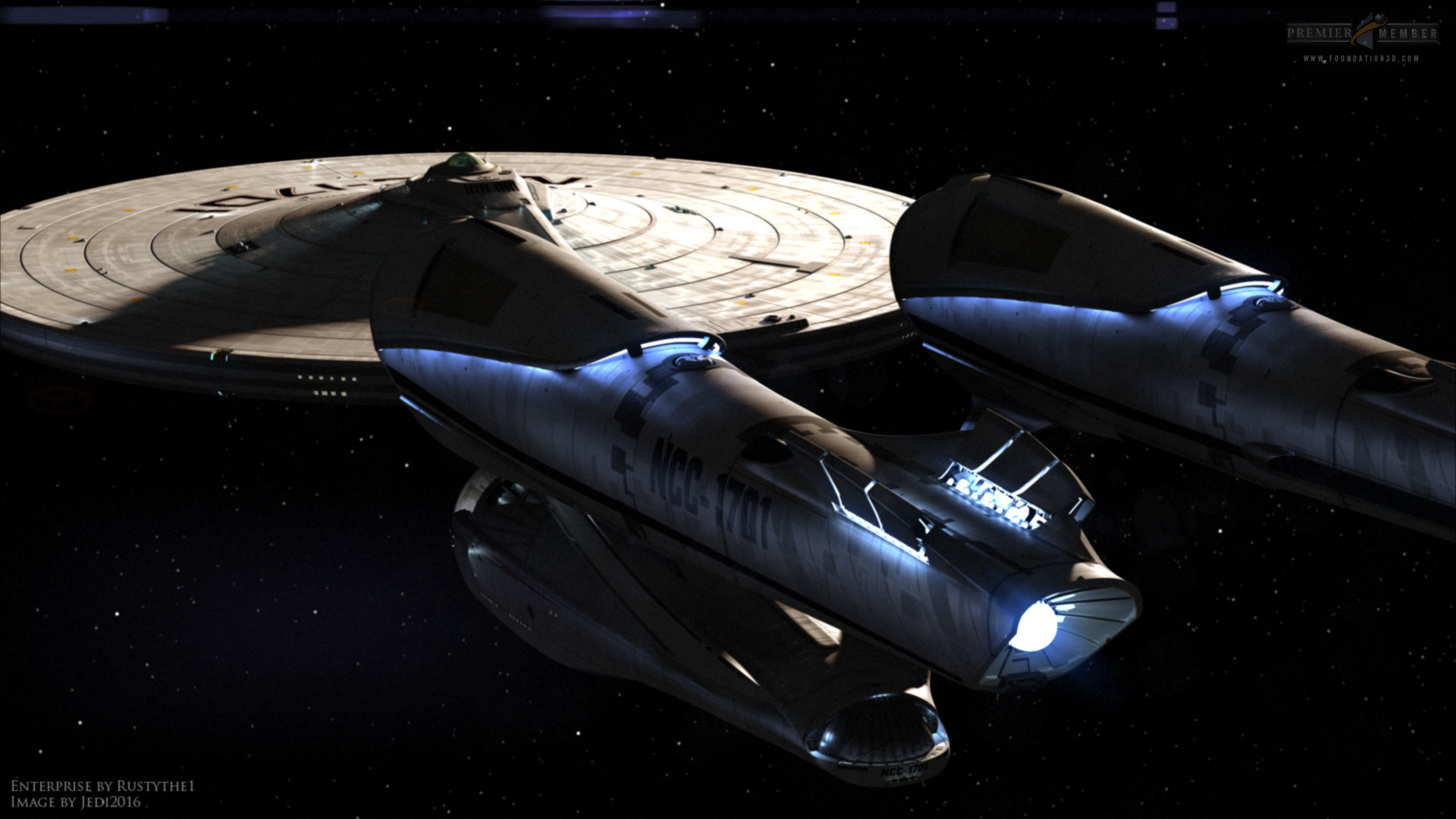 1920x1080  USS Enterprise Wallpapers Wallpaper 1920×1080
