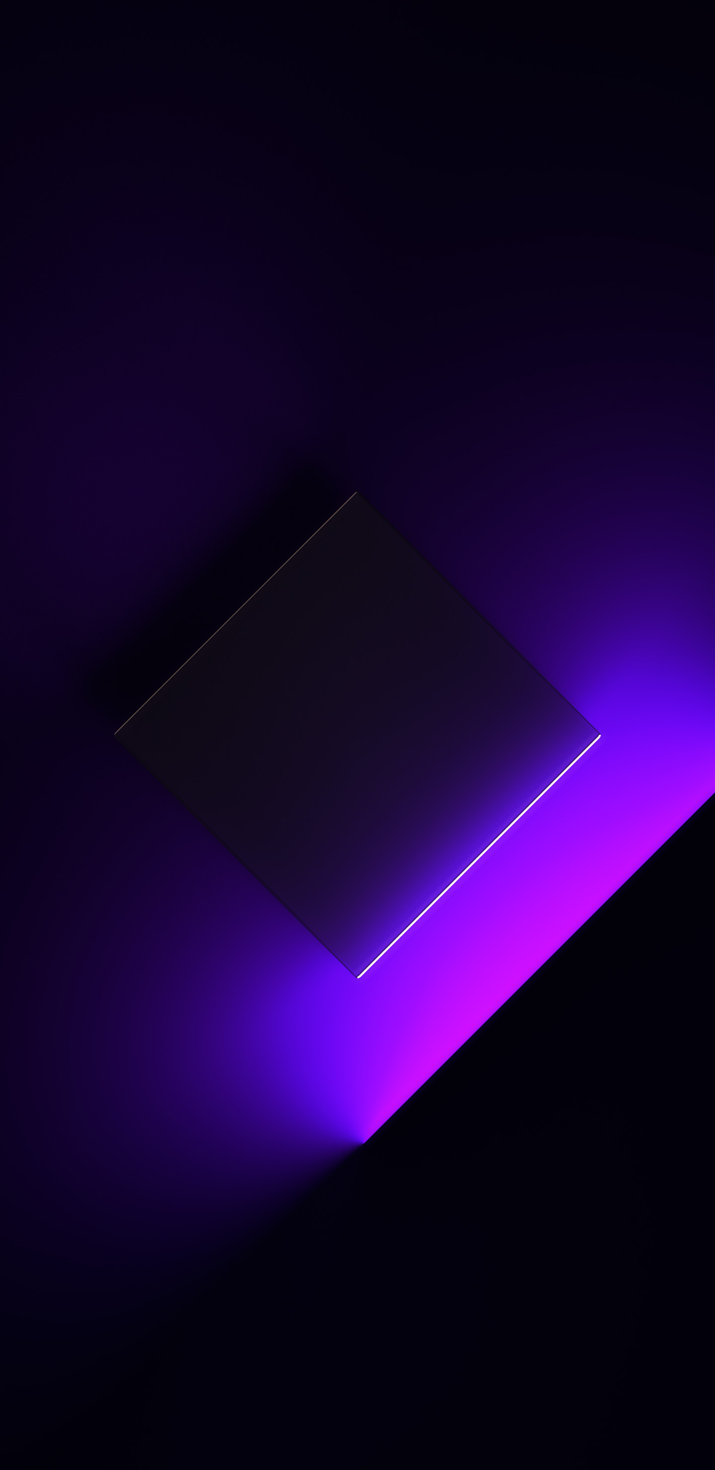 Black and Purple iPhone Wallpaper (81+ images)
