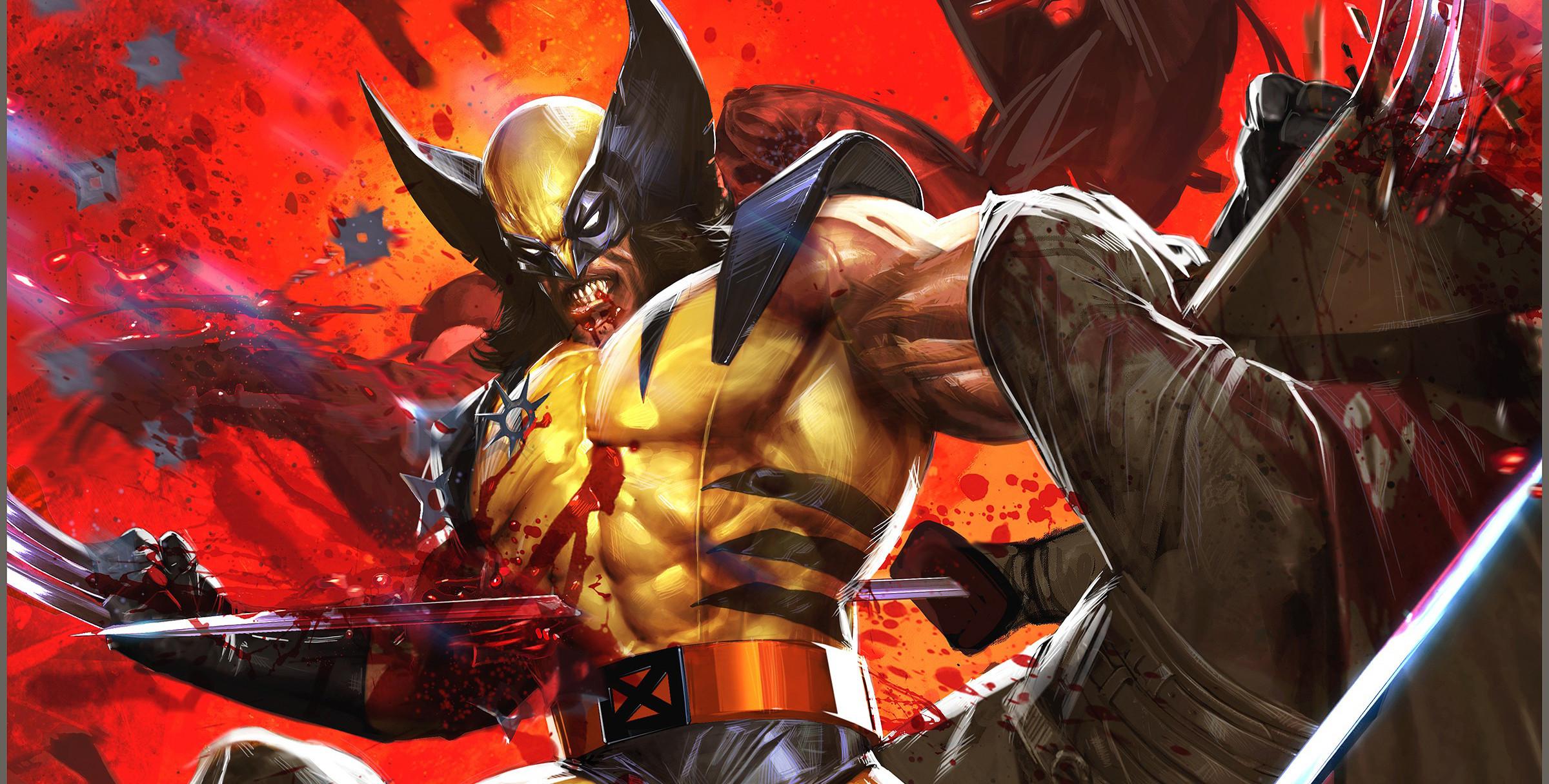Wolverine Marvel Wallpaper (64+ Images