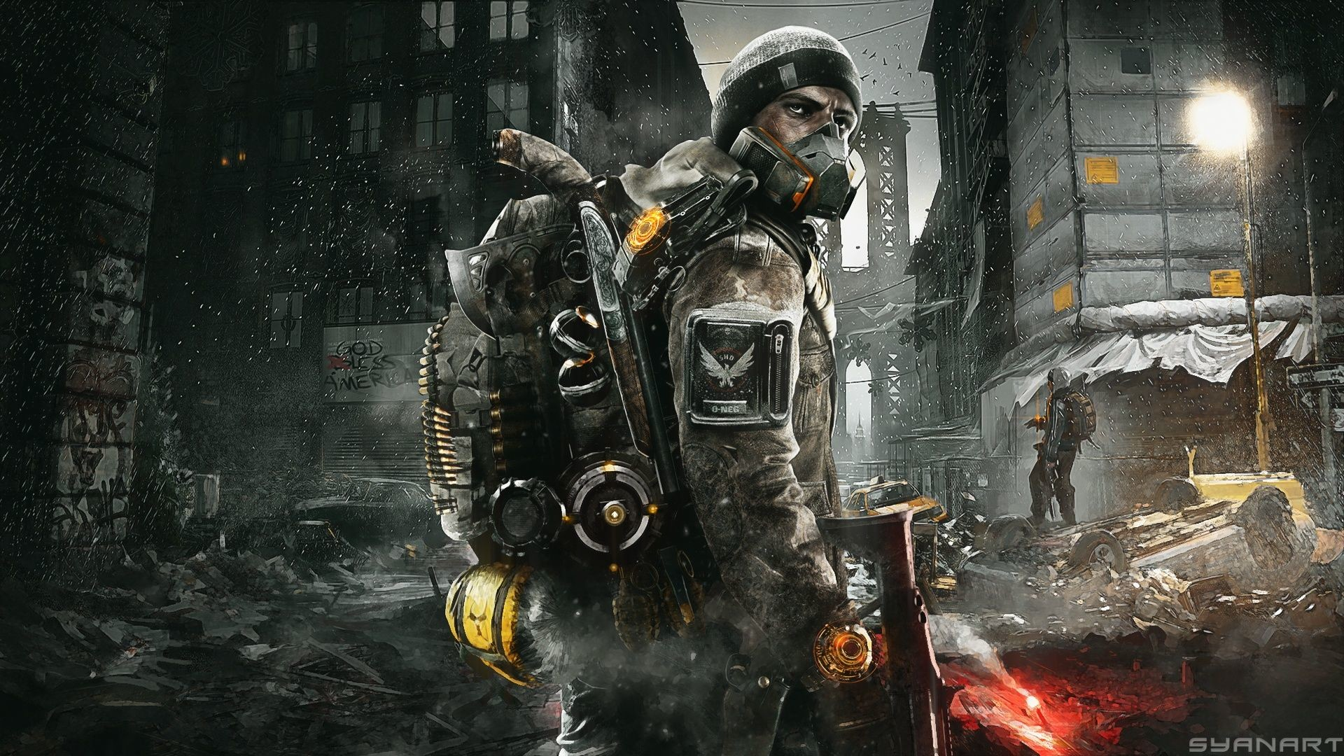 The Division Hd Wallpapers 84 Images