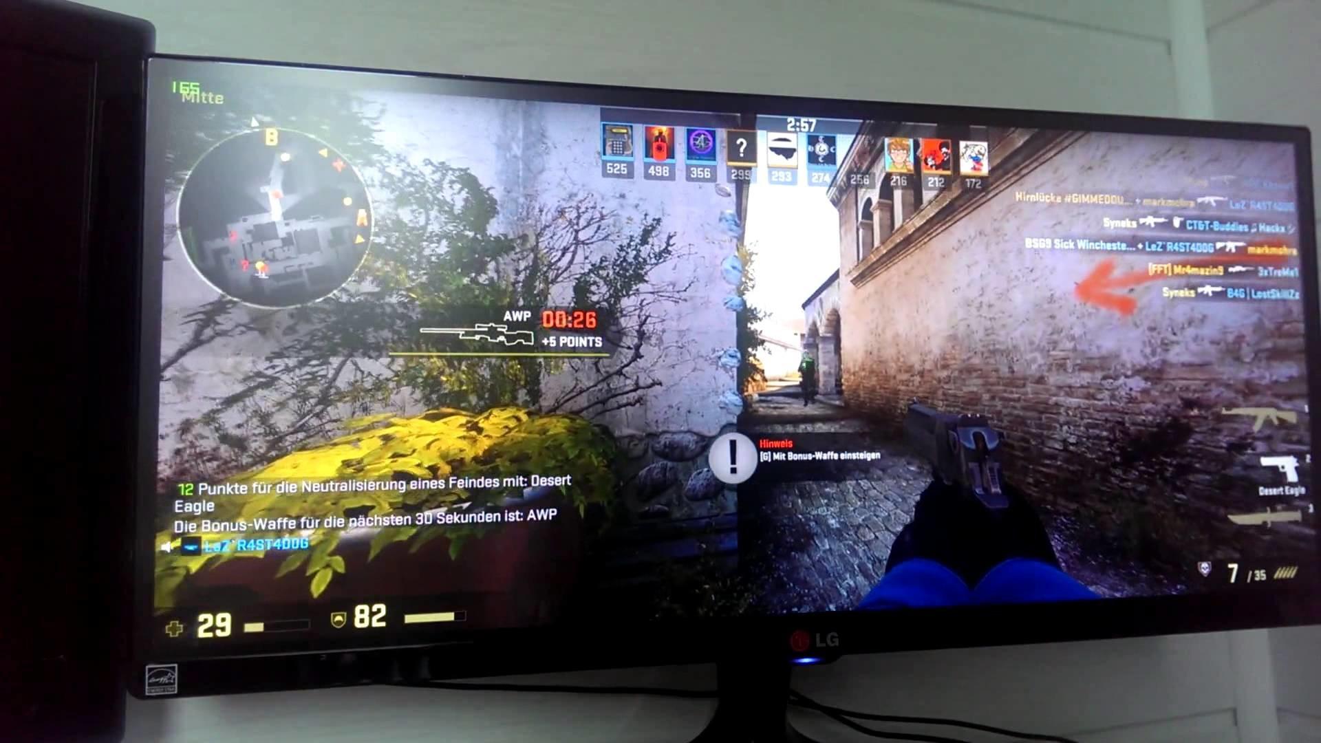 Cs Go Dual Monitor Wallpaper 70 Images