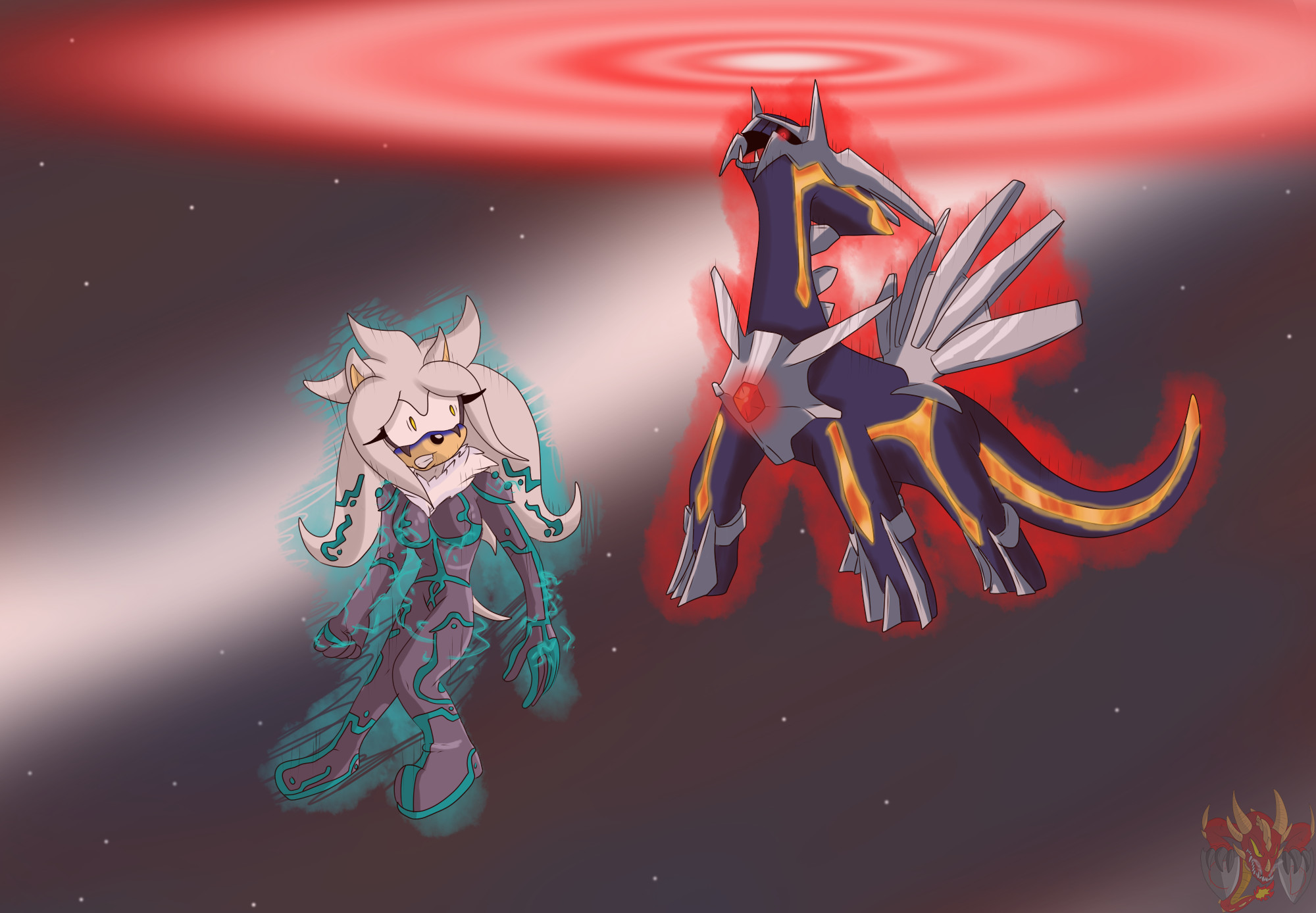 2000x1388 Primal Dialga by Airokat on DeviantArt ...