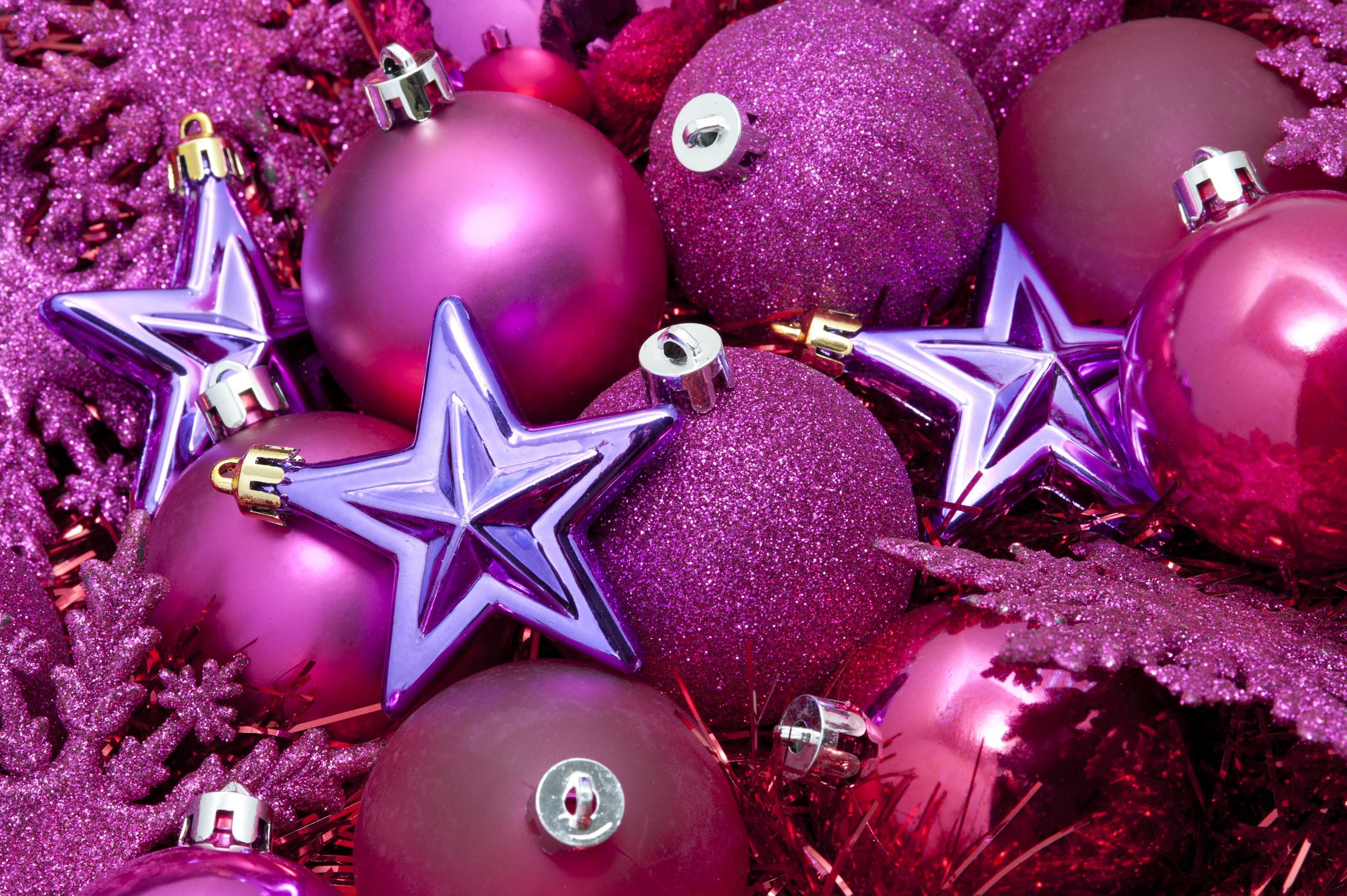 Christmas Wallpaper Background.Pink Christmas Wallpaper 61 Images