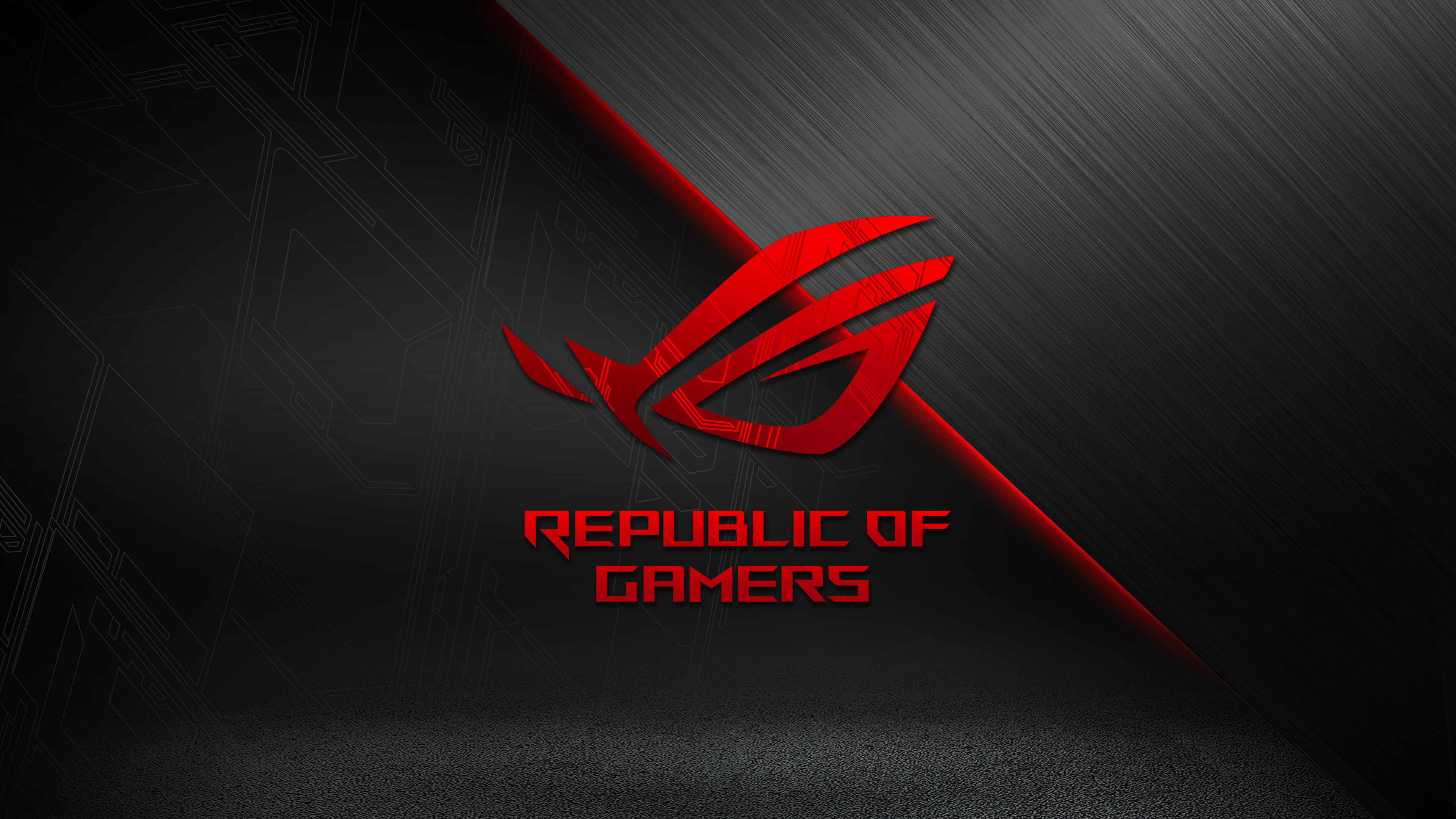 Red Asus Wallpaper: Rog Wallpaper (86+ Images