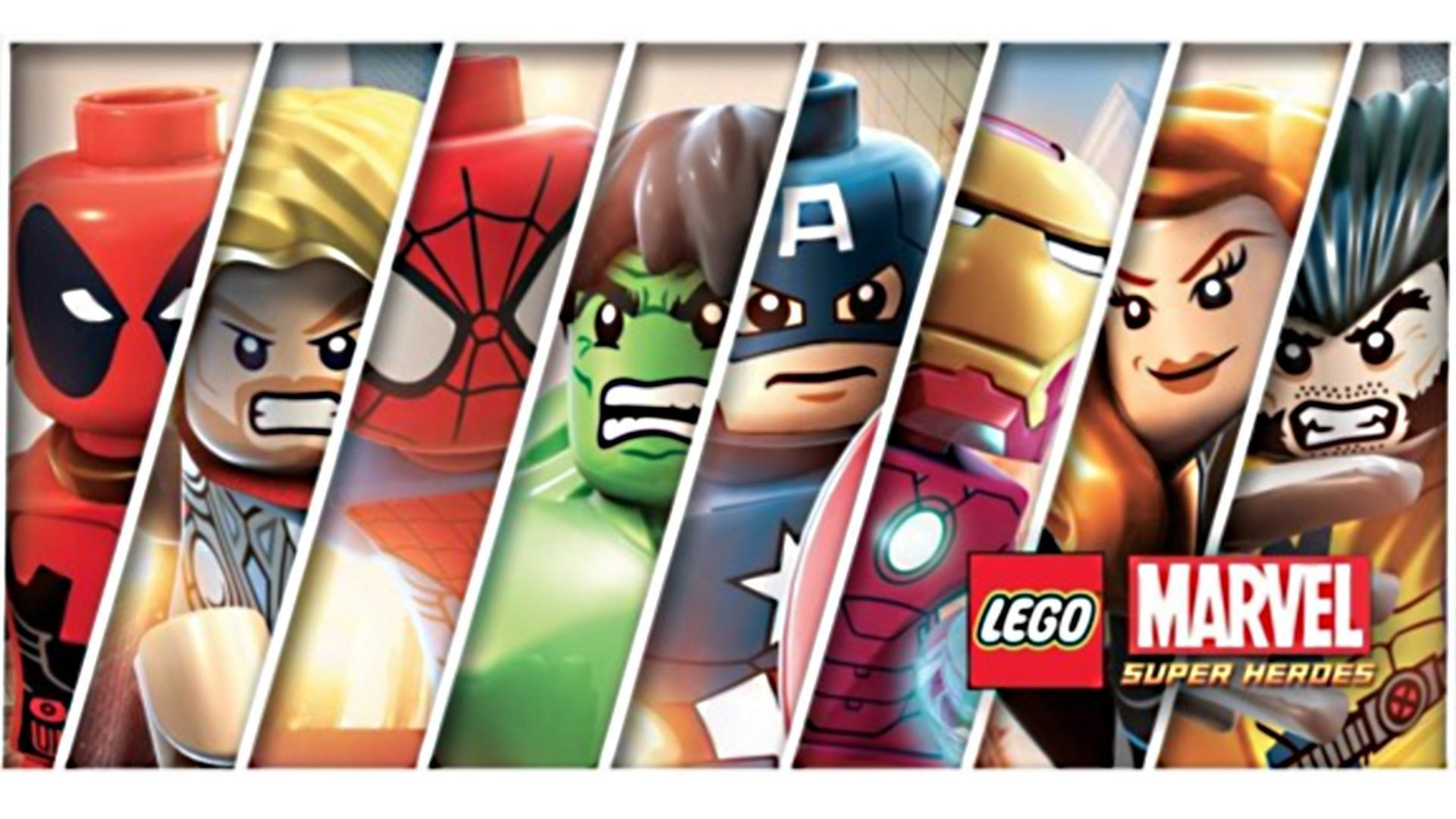 1920x1080 Lego Wallpaper Marvel Super Heroes Lego Superheroes Marvel Iron .