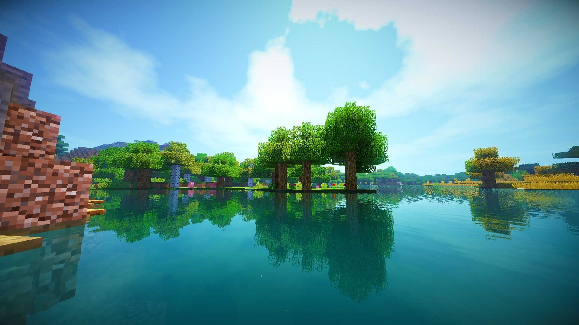 1920x1080 ... Collection Minecraft Desktop Wallpapers Amp Amp ...