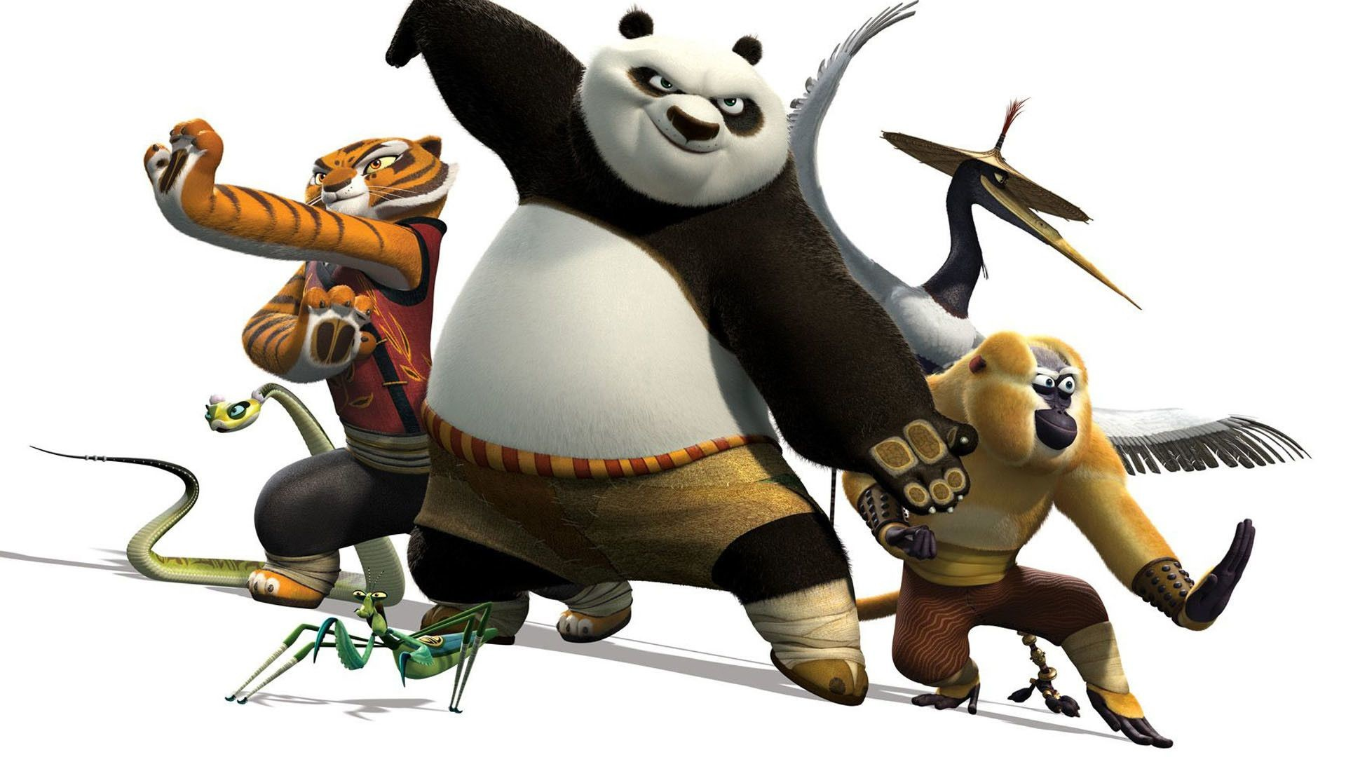Cartoon Panda Wallpapers (77+ images)