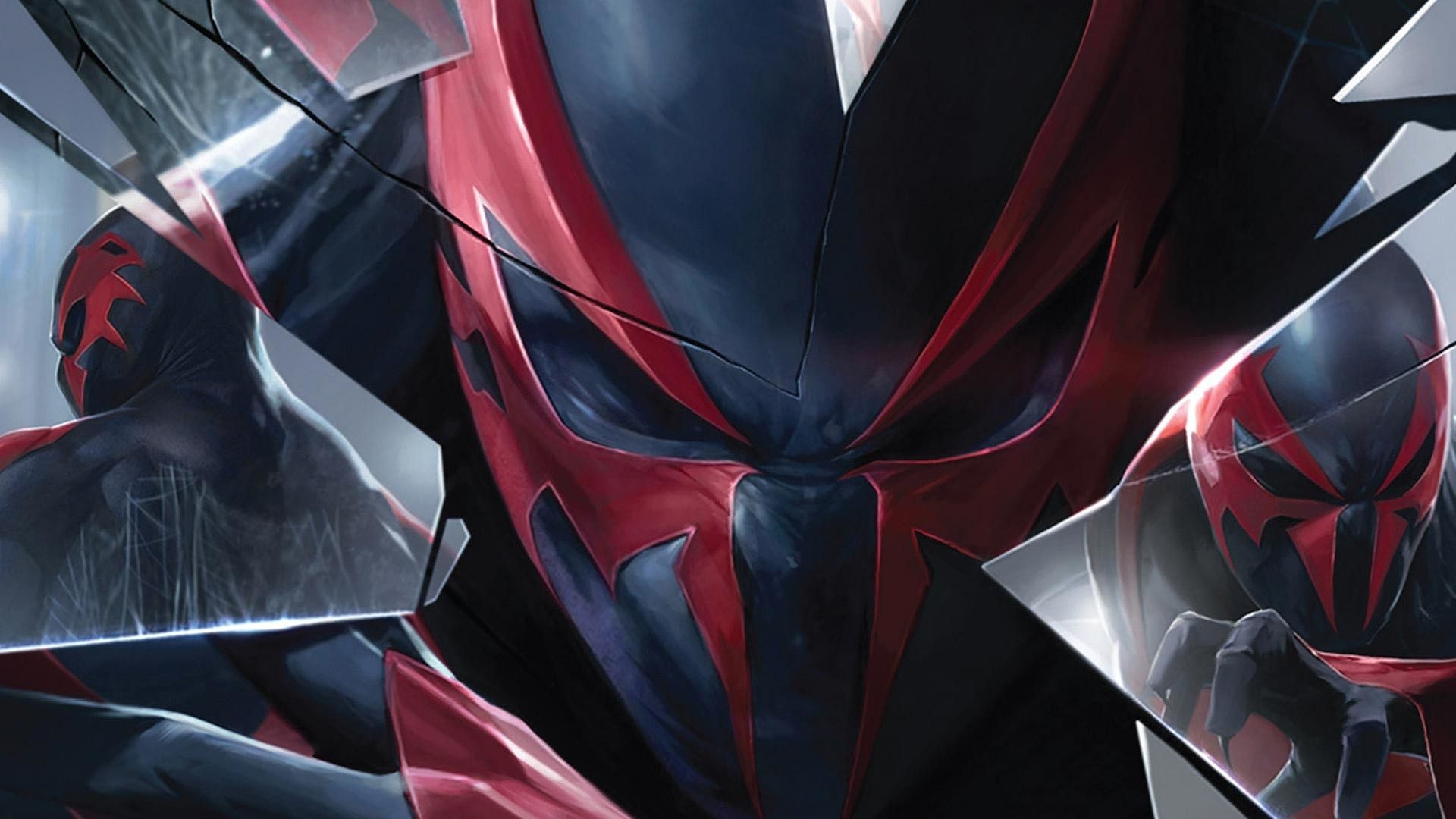 Spider Man 2099 Wallpaper (78+ Images