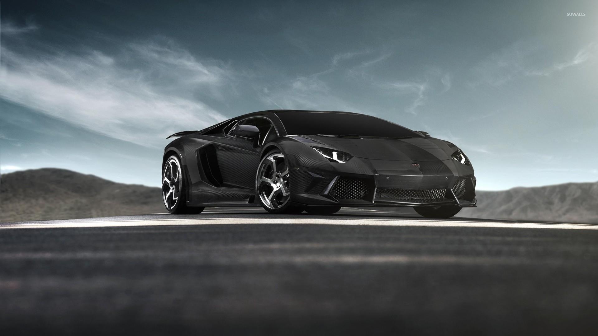 Black Lamborghini Wallpaper 72 Images
