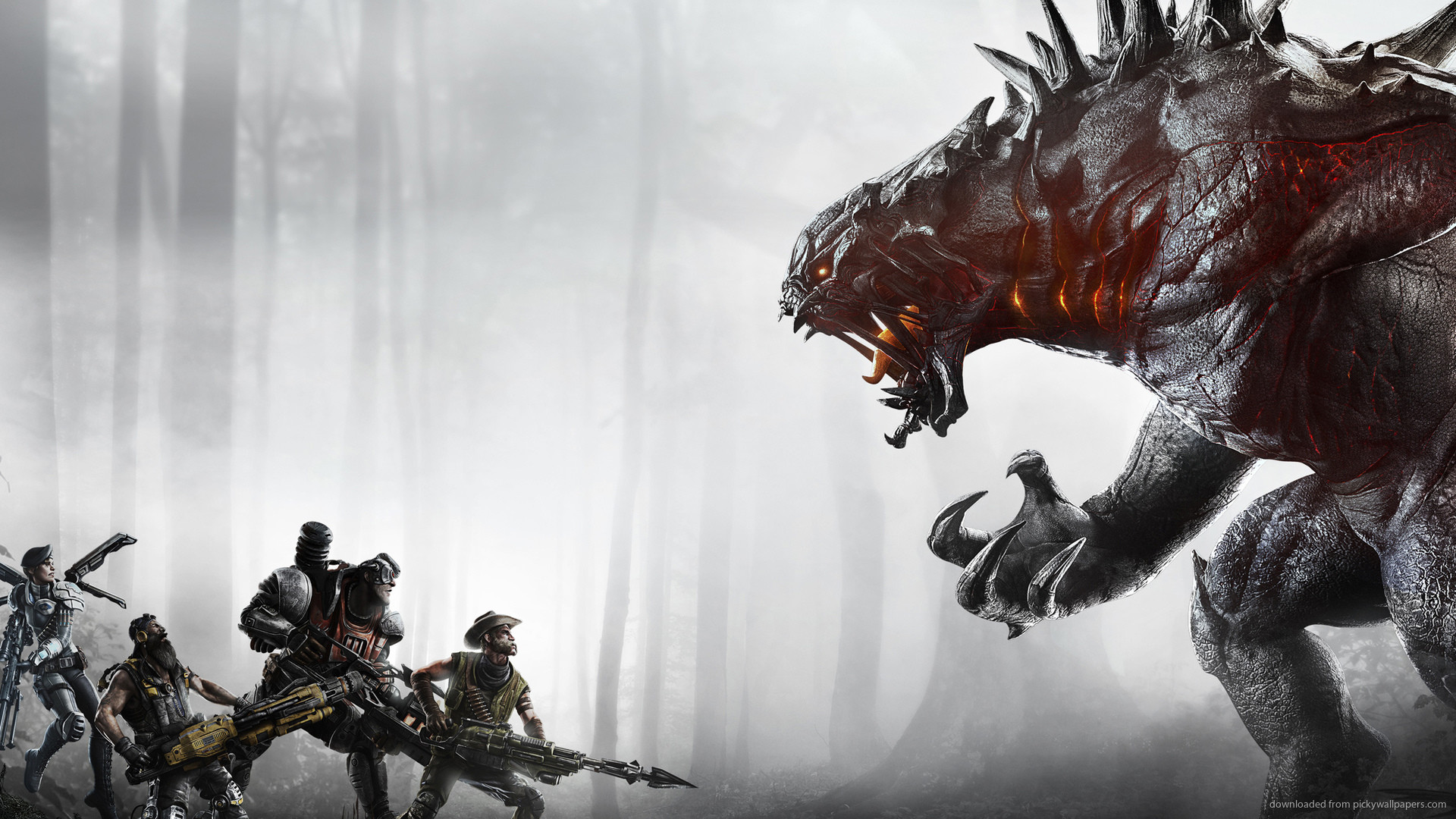 1920x1080 Evolve Video Game Wallpaper picture