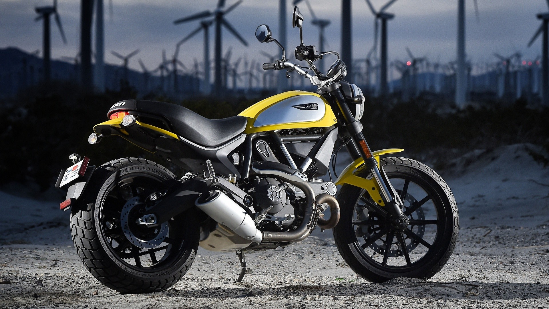 1920x1080 Ducati Scrambler Icon Test
