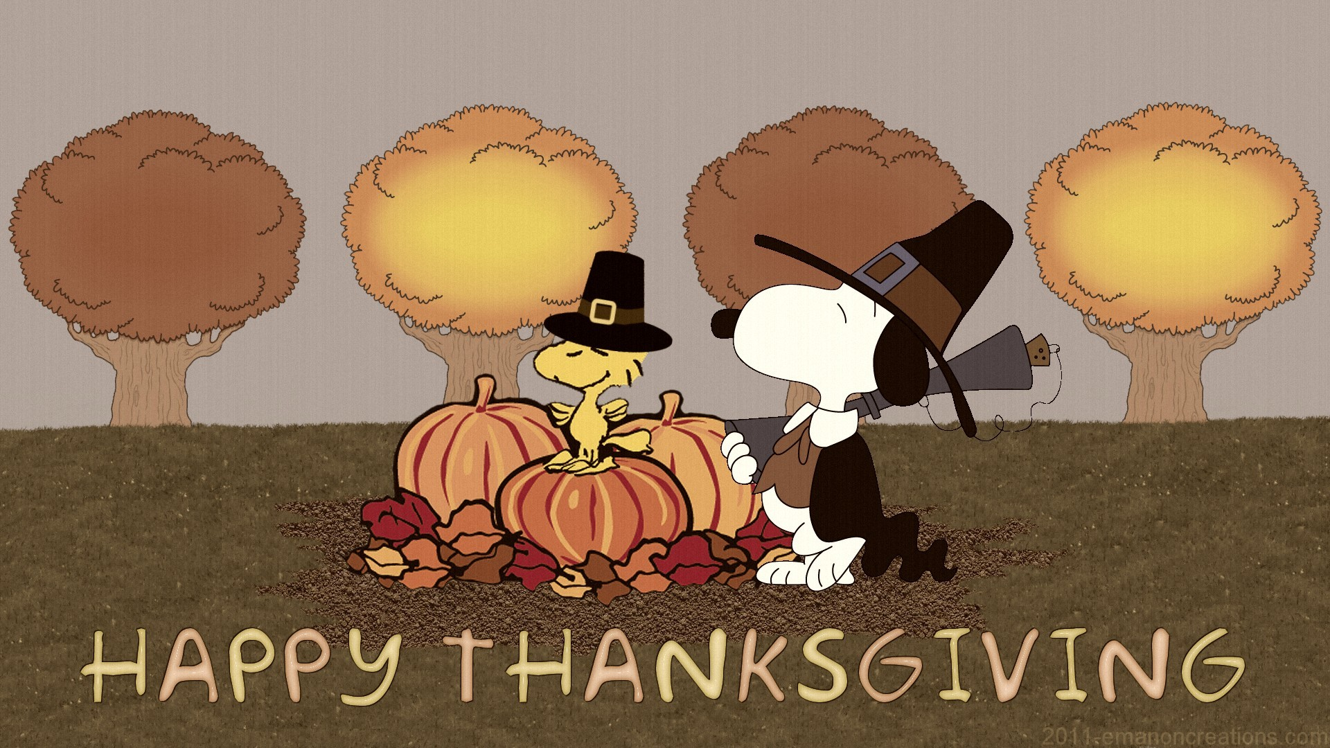 1920x1080  Peanuts Thanksgiving Wallpaper 1366x768 Peanuts thanksgiving  wallpaper