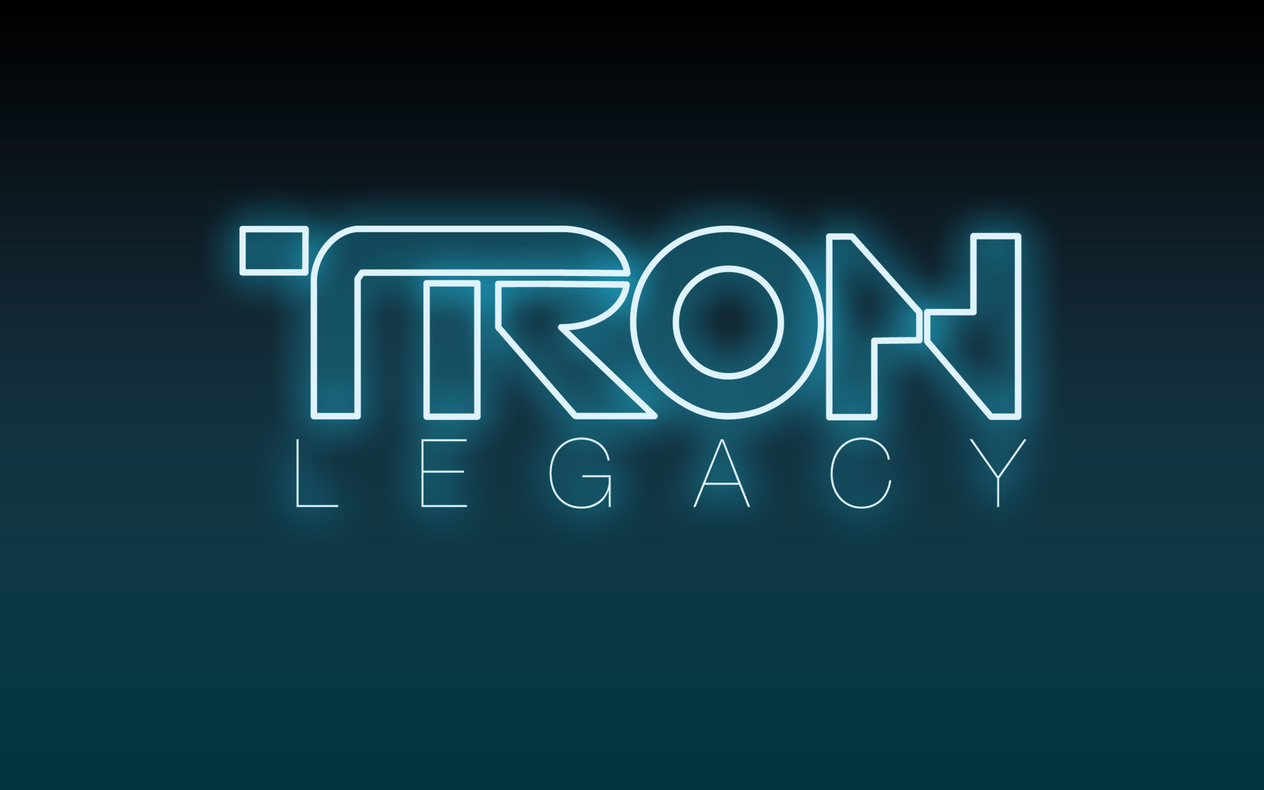 2560x1600 Disney's Tron: Legacy Movie Logo wallpaper - Click picture for high  resolution HD wallpaper