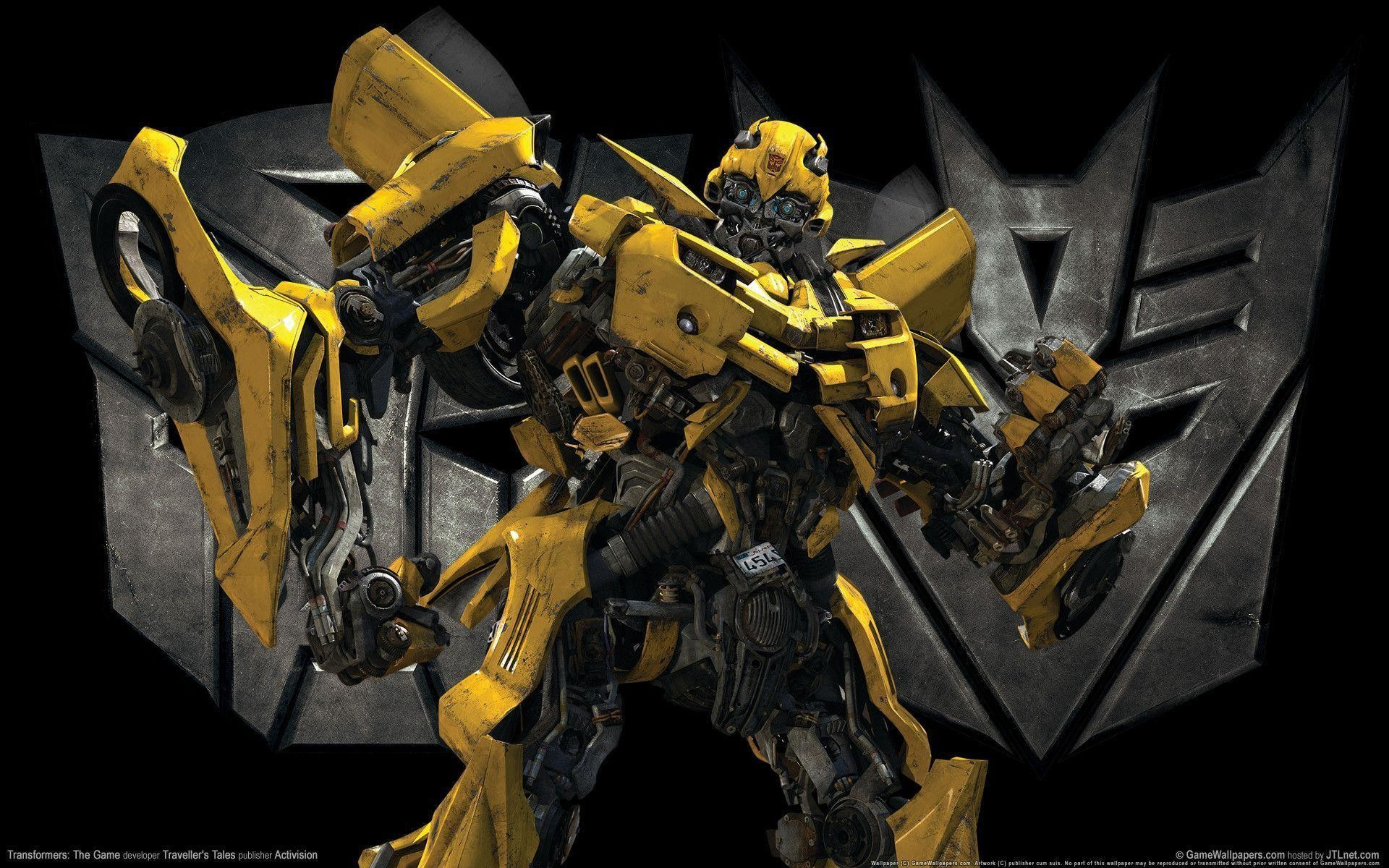 1920x1200 Transformers Bumblebee Wallpapers