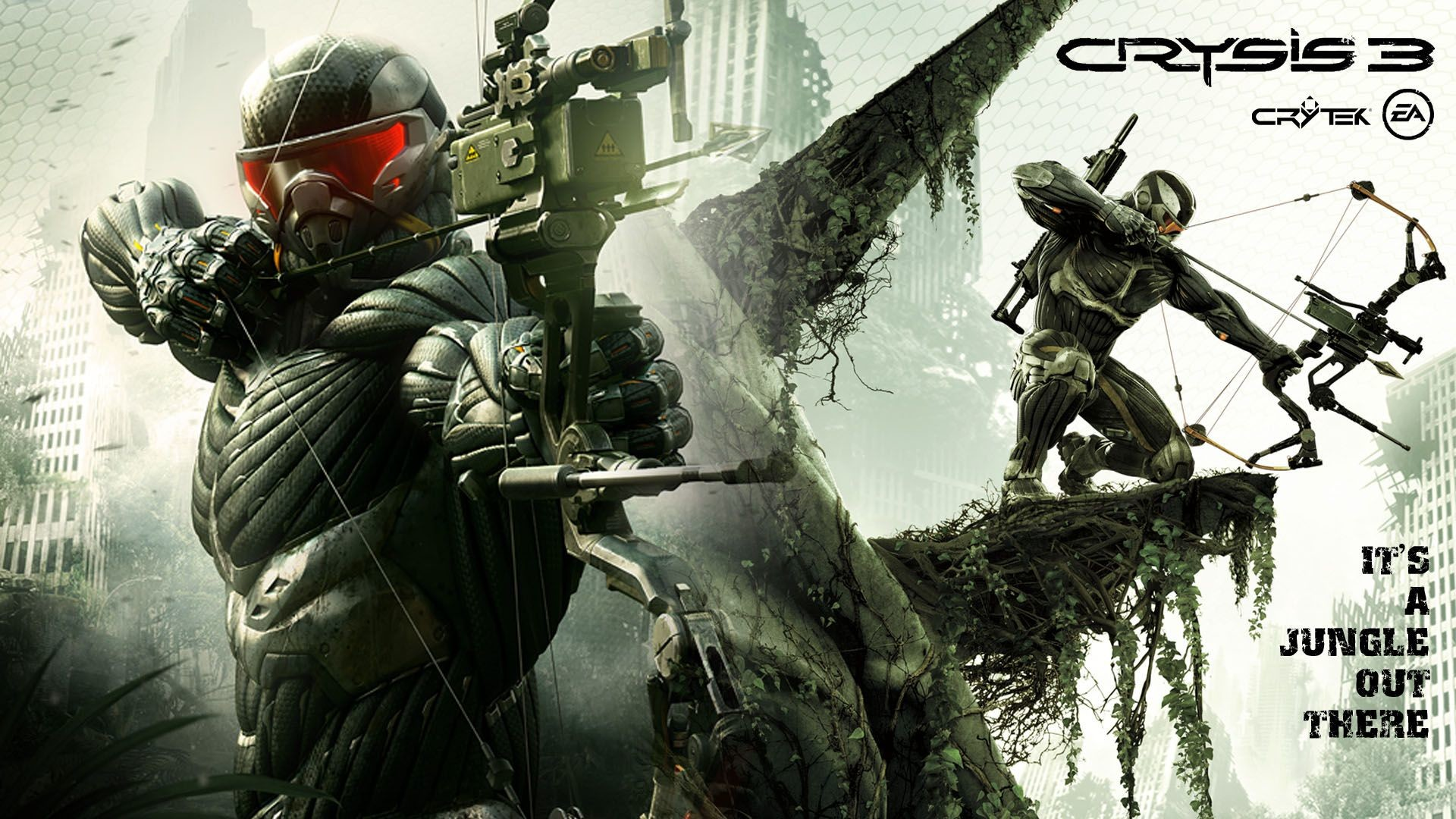1920x1080 Crysis 3 Full HD Wallpaper Pack ~ GAME RIPS Arena
