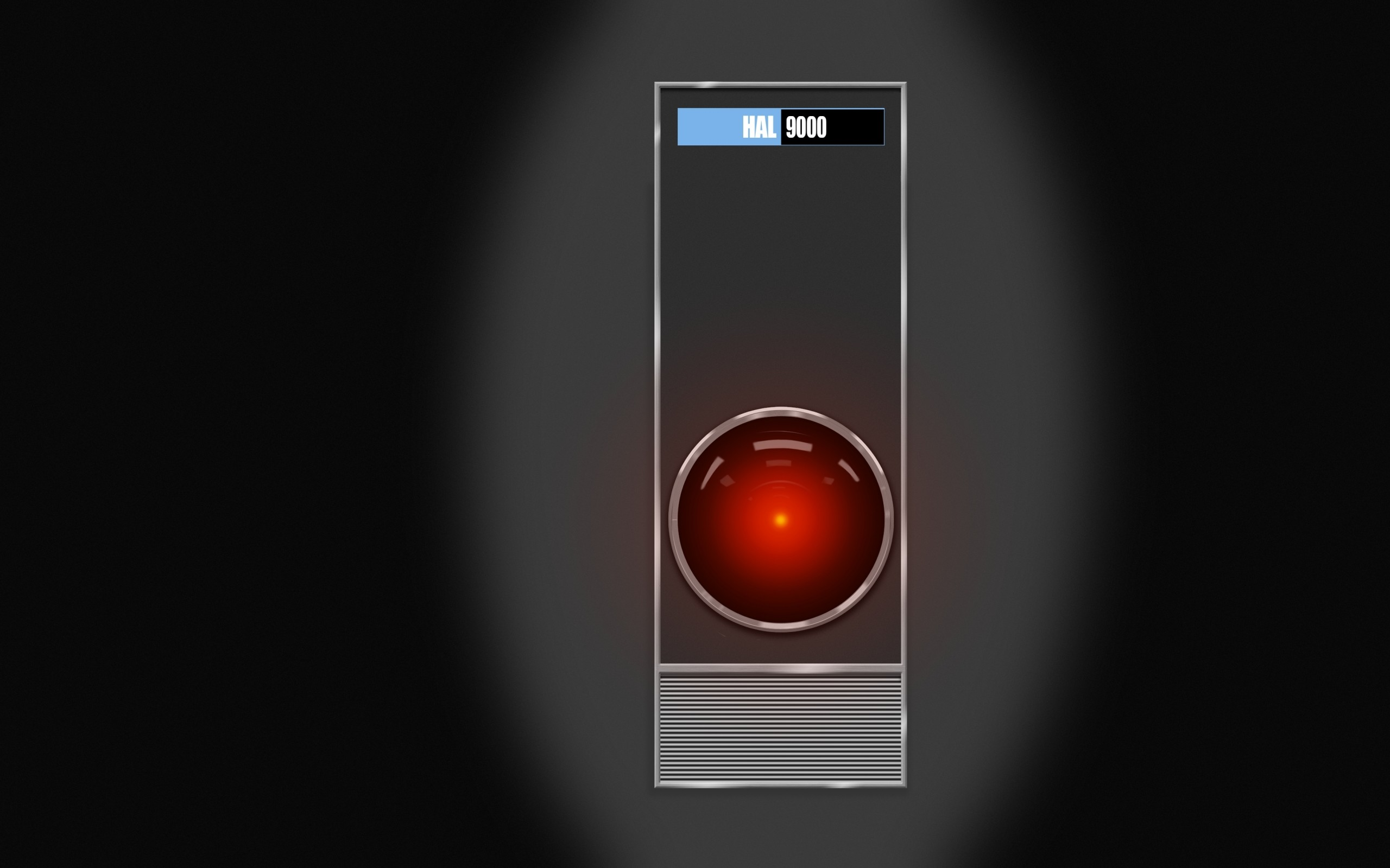 2560x1600 2001 a space odyssey hal9000 4005x2250 wallpaper Art HD Wallpaper