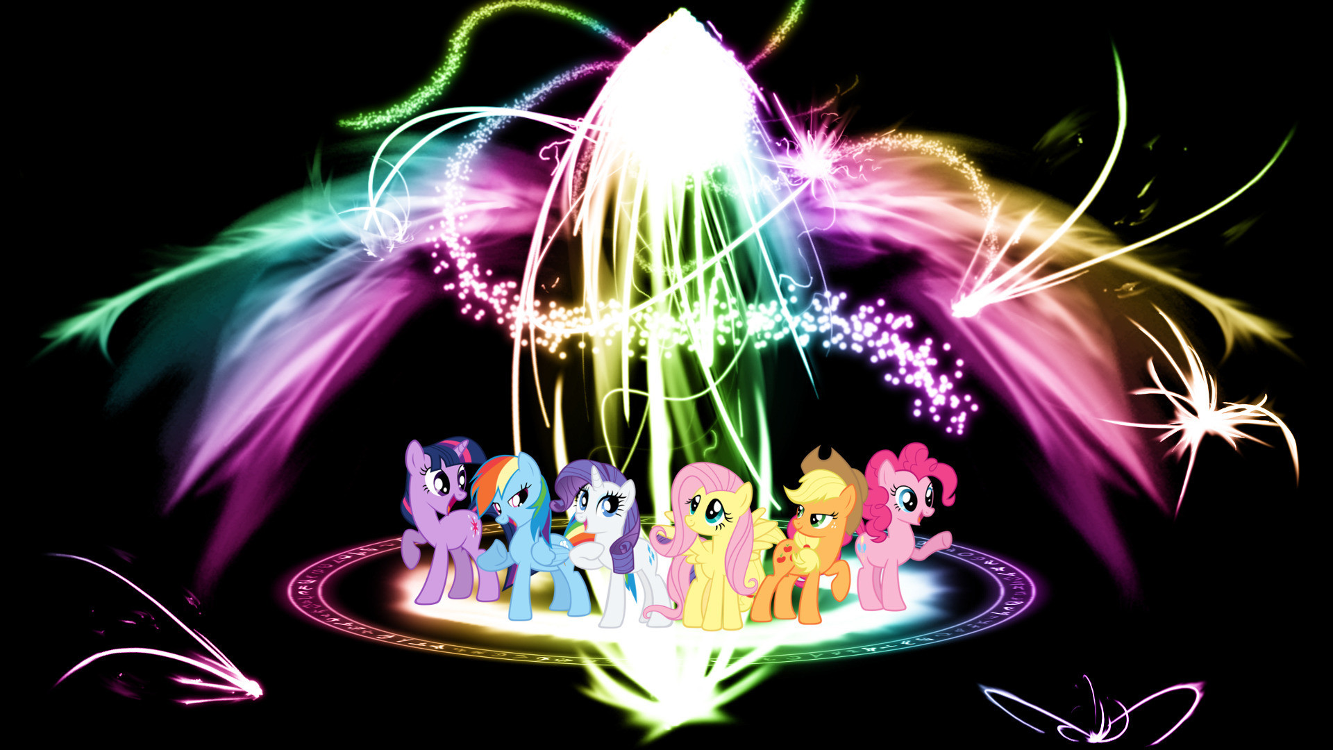 1920x1080 My Little Pony Friendship Is Magic HD Wallpapers Widescreen Wallpapers  Pictures Images #11395