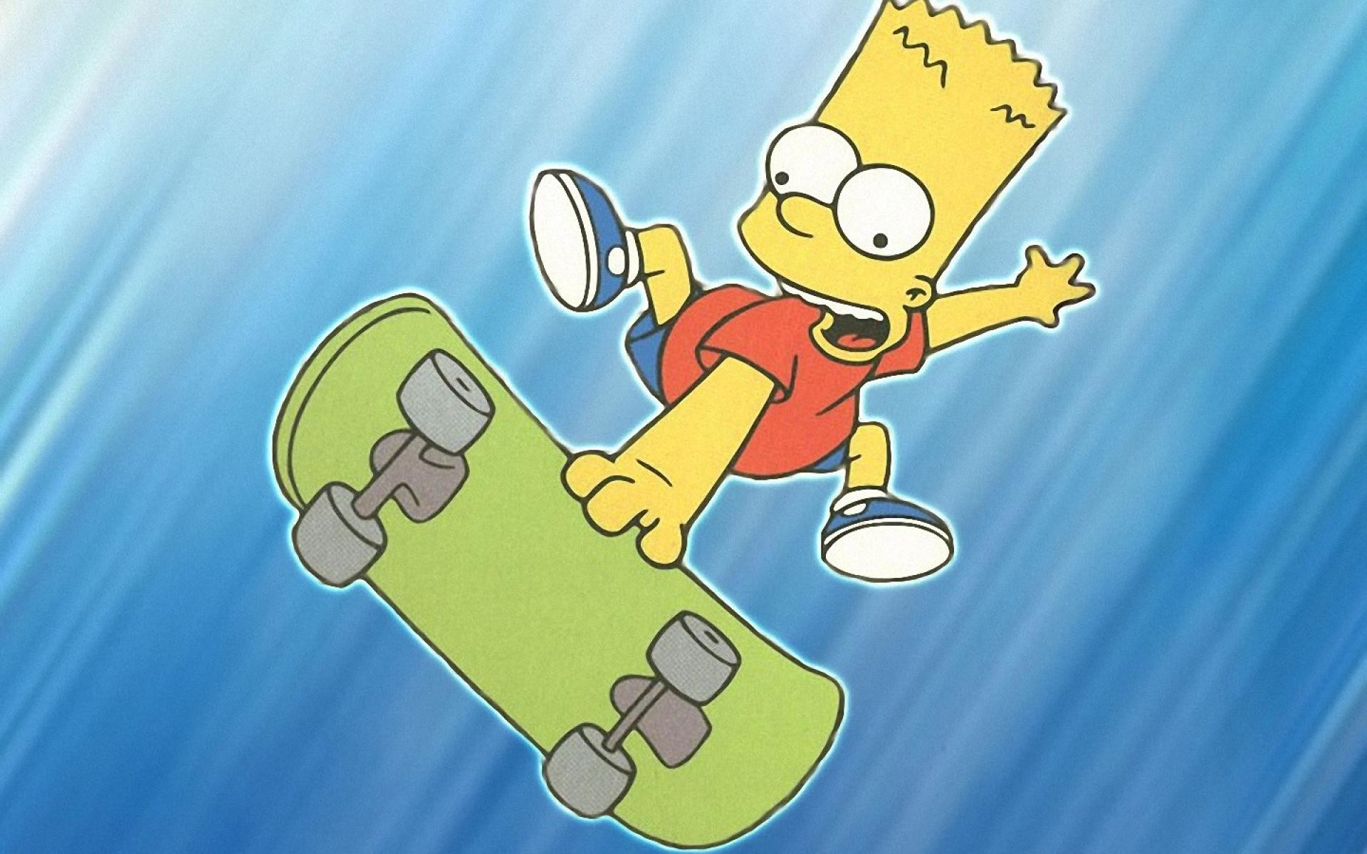 1920x1200 Pics Photos - Bart Simpson Wallpapers Free