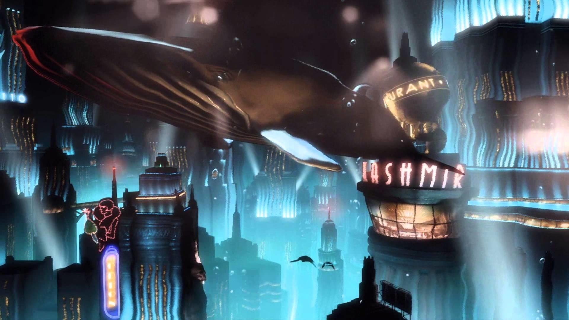 1920x1080 BioShock Infinite Burial At Sea Rapture