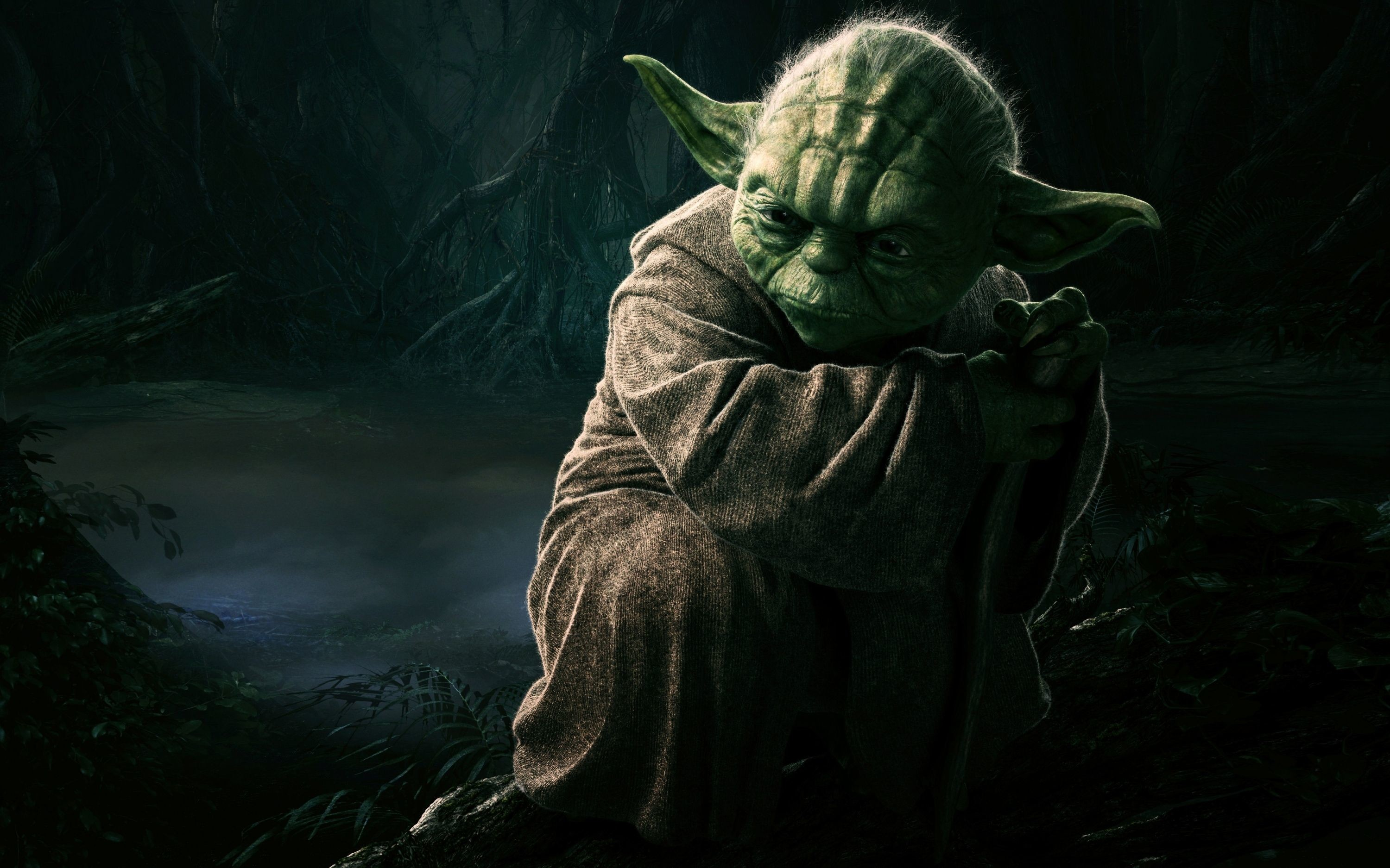 3000x1875 Jedi Master Yoda Wallpapers