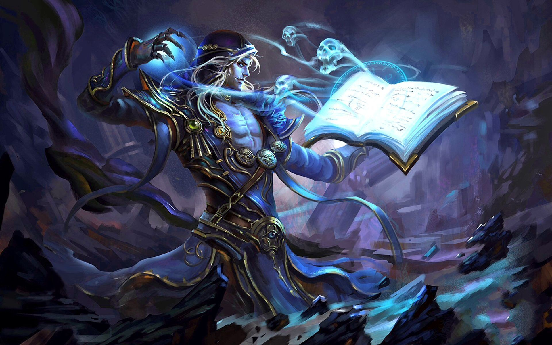 Fantasy Wizard Background 1 Hd Wallpapers: Wizard Wallpaper HD (73+ Images