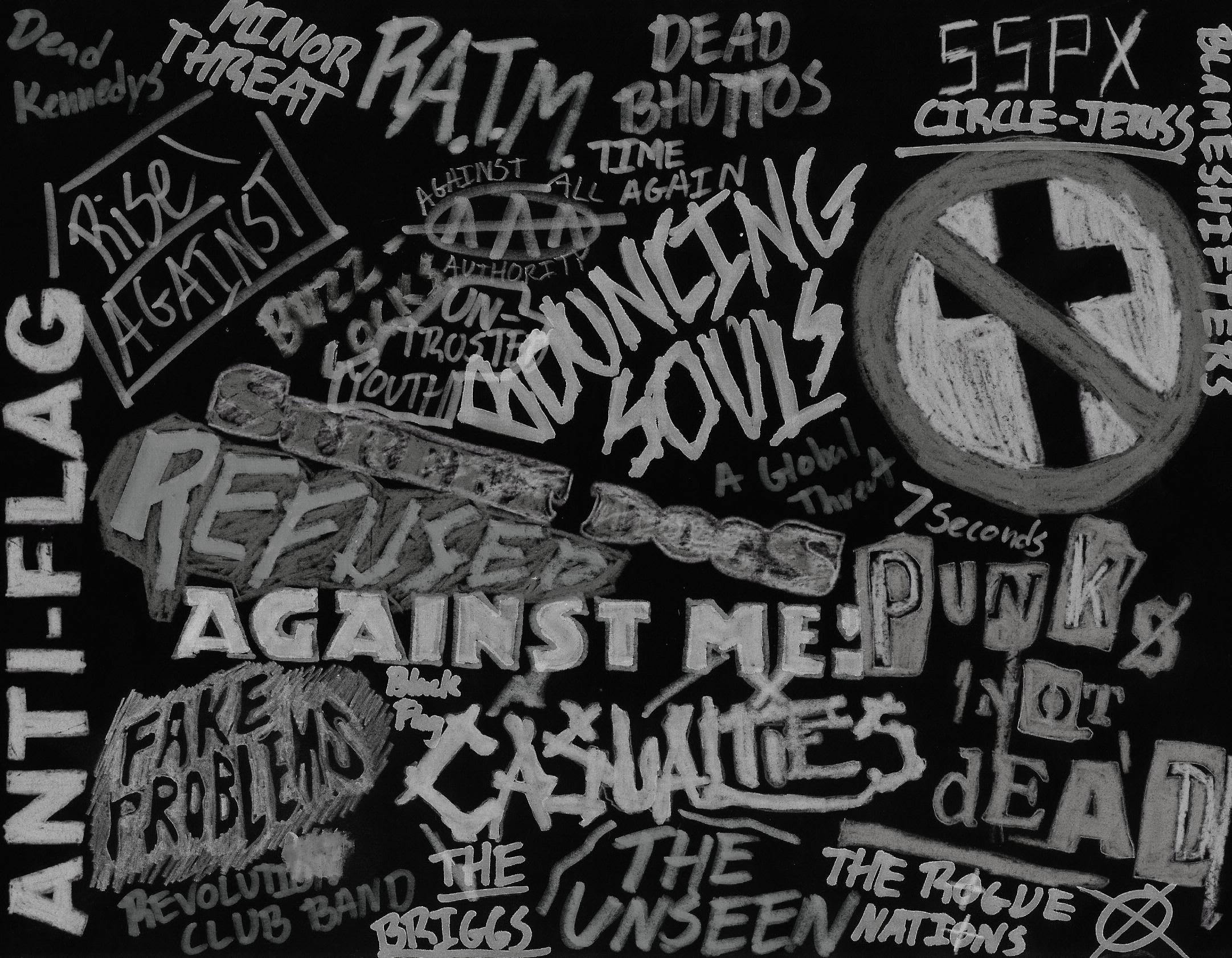Punk rock backgrounds 53 images - Wallpaper artist music ...