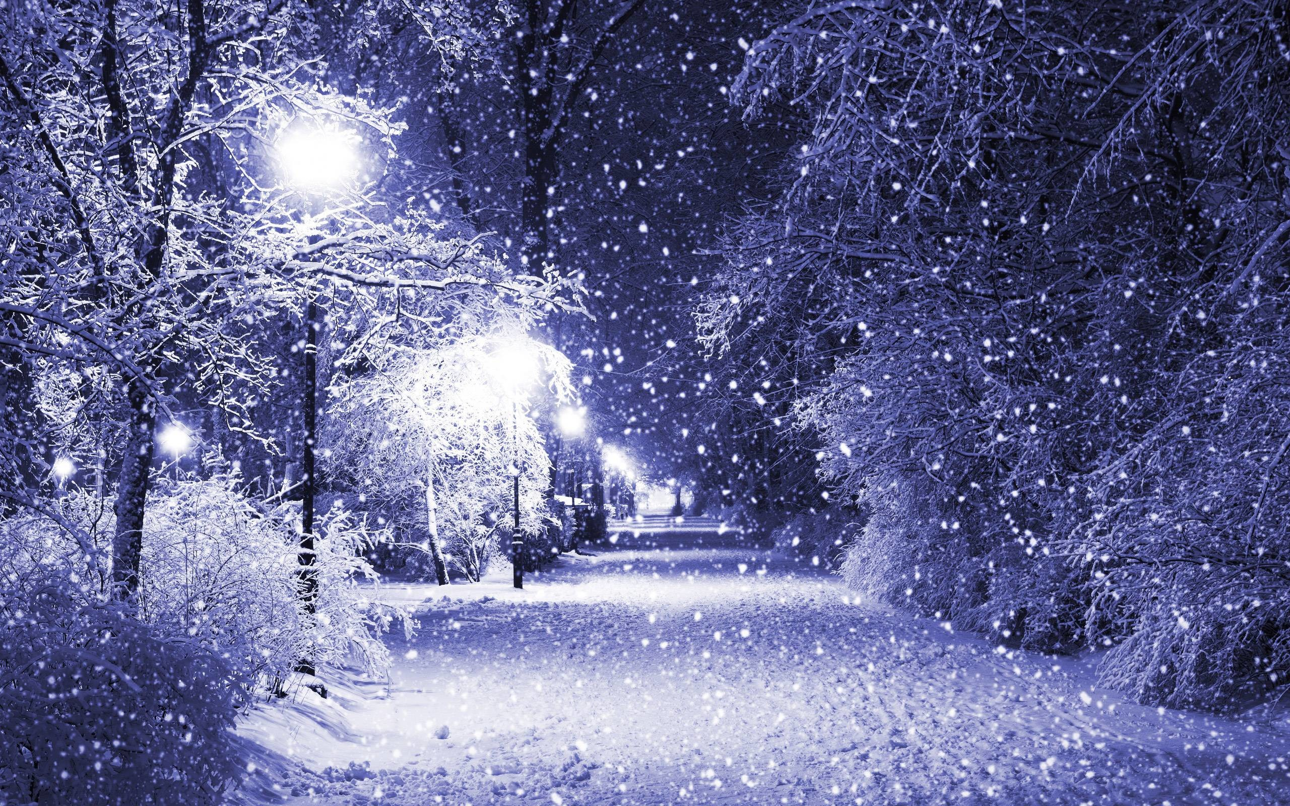 snowy christmas backgrounds (48+ images)