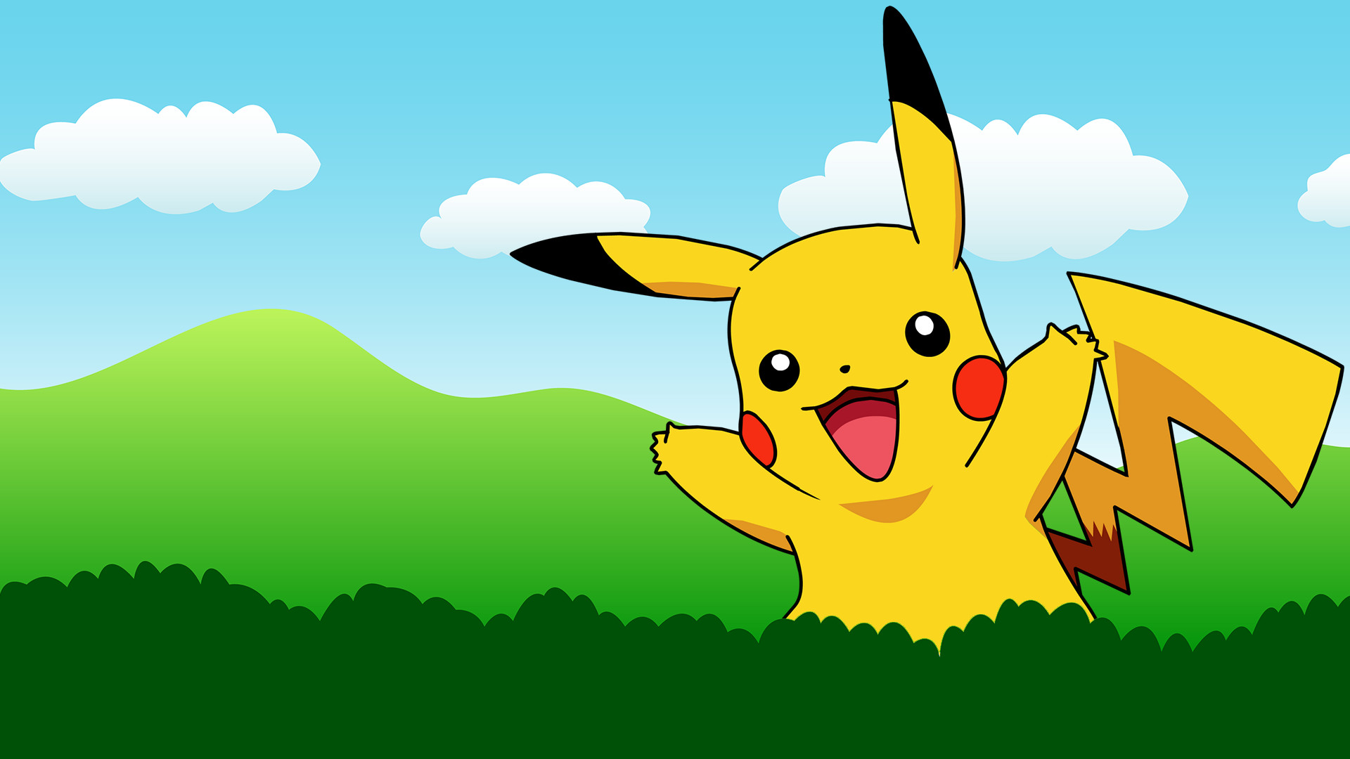 Cute Pikachu Wallpapers (79+ images)