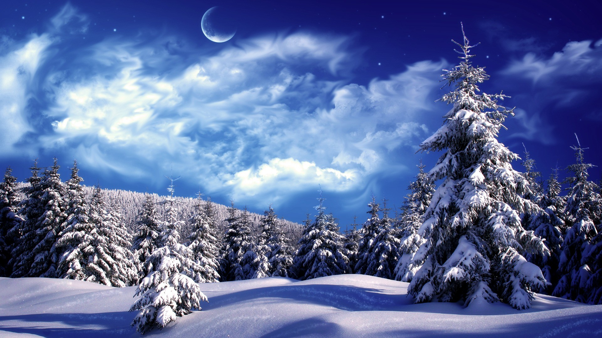 Winter Wallpaper 1920x1080 63 Images