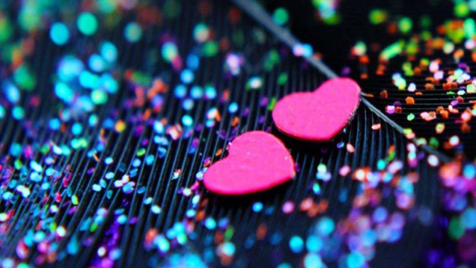 Pink Glitter Desktop Wallpaper (62+ images)