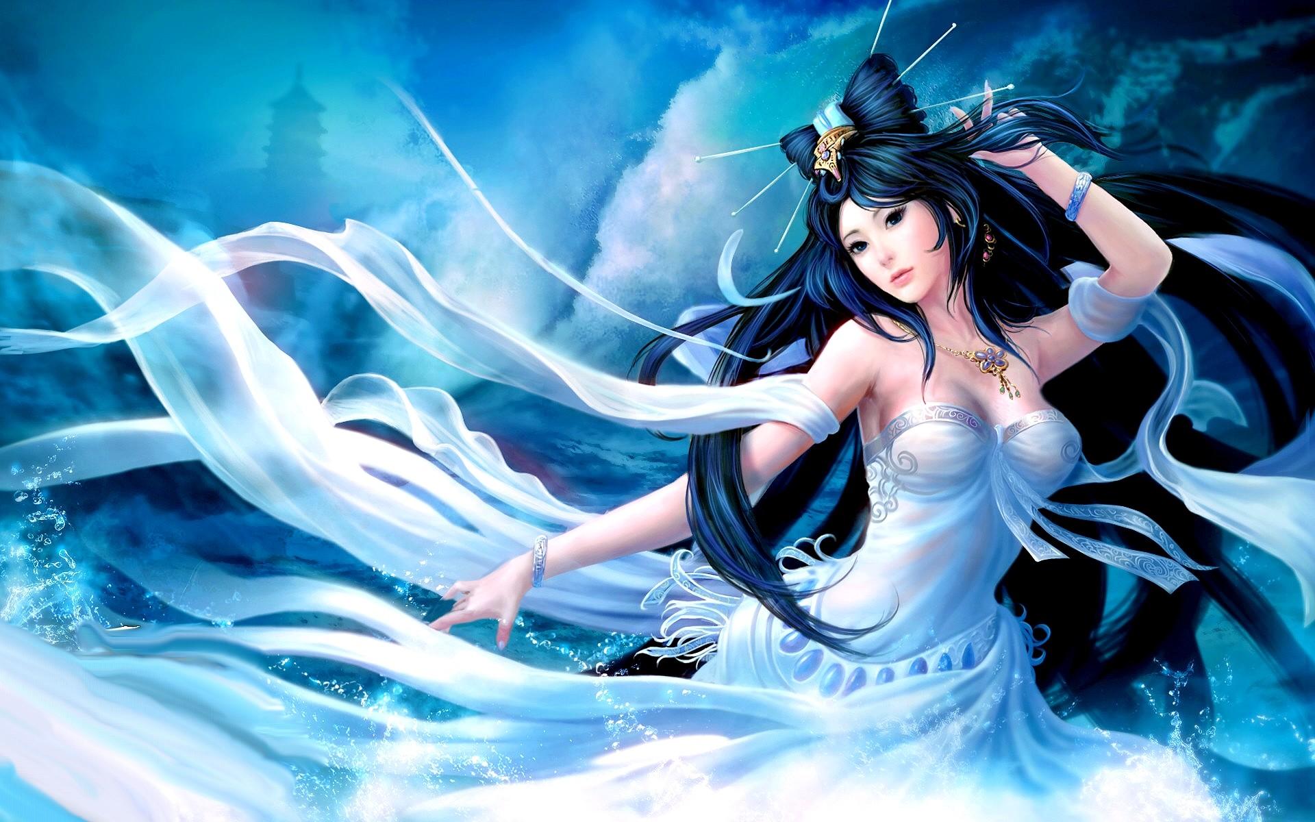 Fantasy princess wallpaper 78 images - Fantasy game wallpaper ...