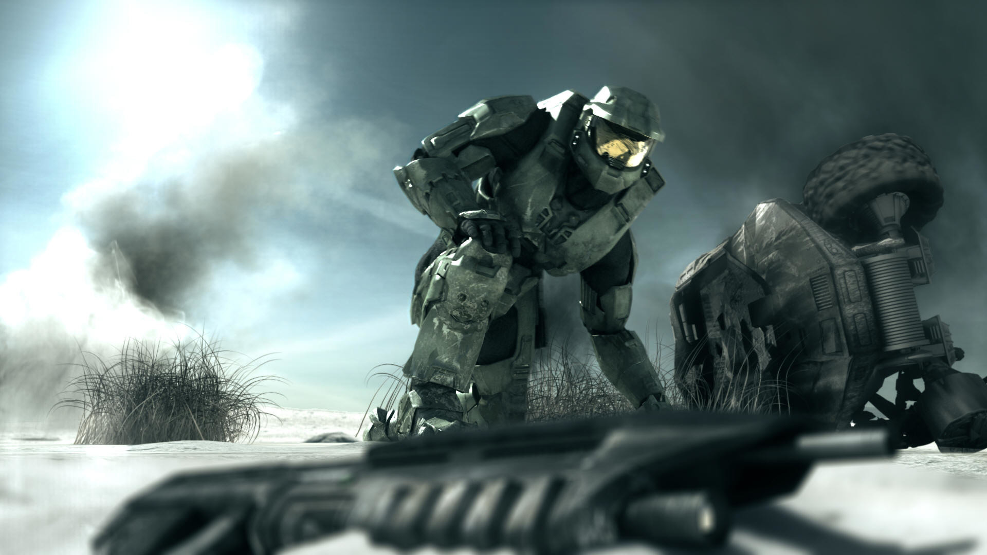 1920x1080 Halo Master Chief Wallpapers Amazing Wallpaperz