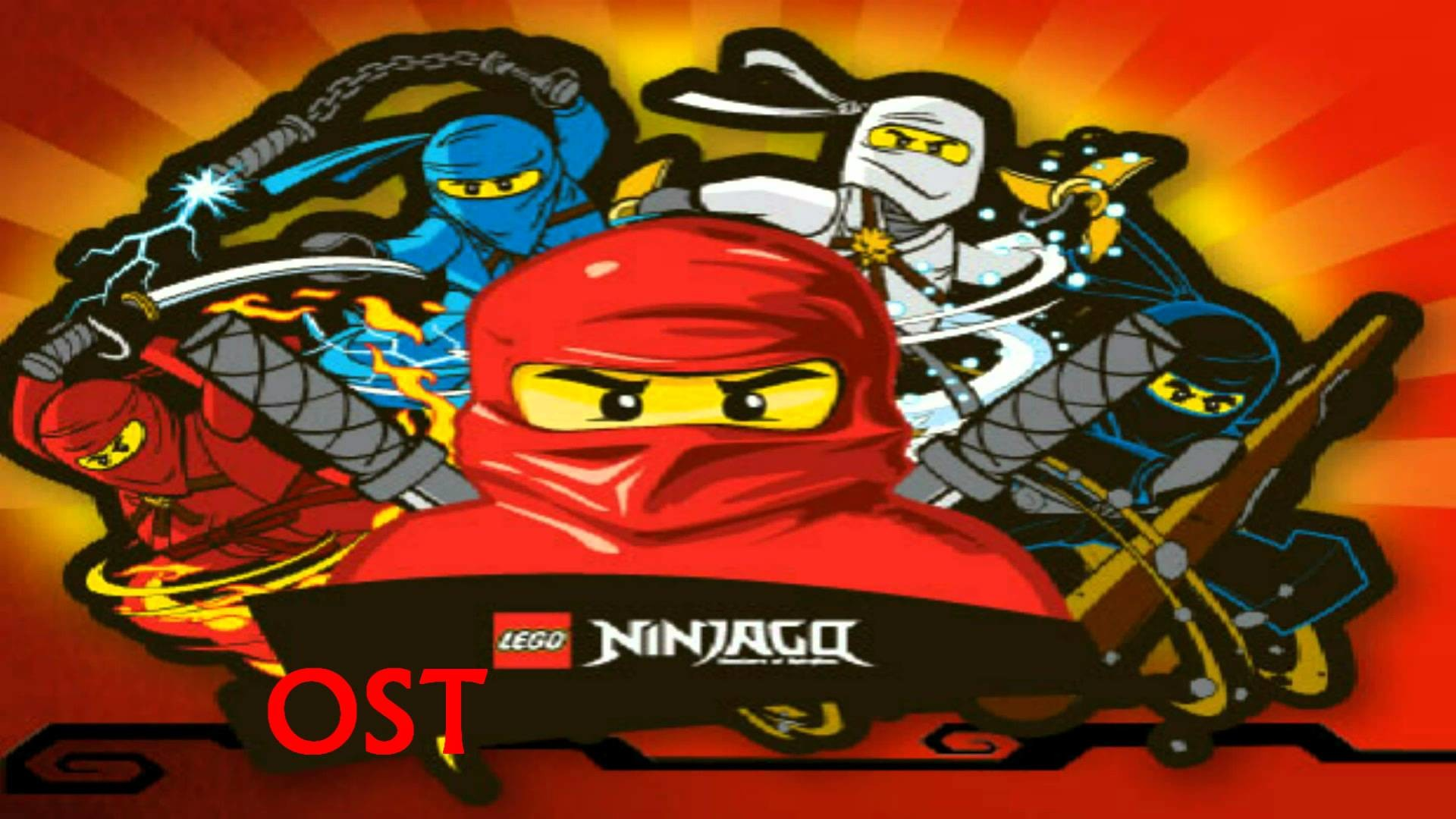 Ninjago HD Wallpaper (71+ images)