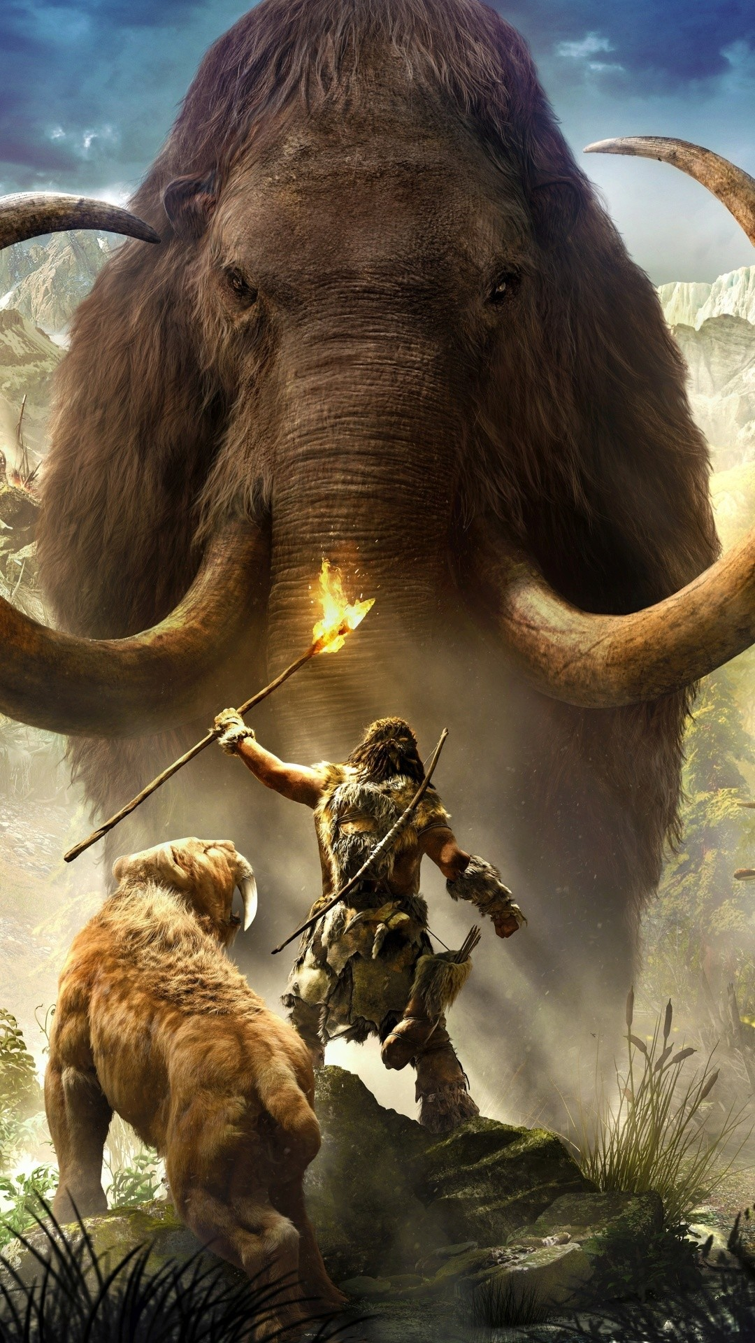 1080x1920 Click here to download Far Cry Primal Game Android Wallpaper Resolution   pixel