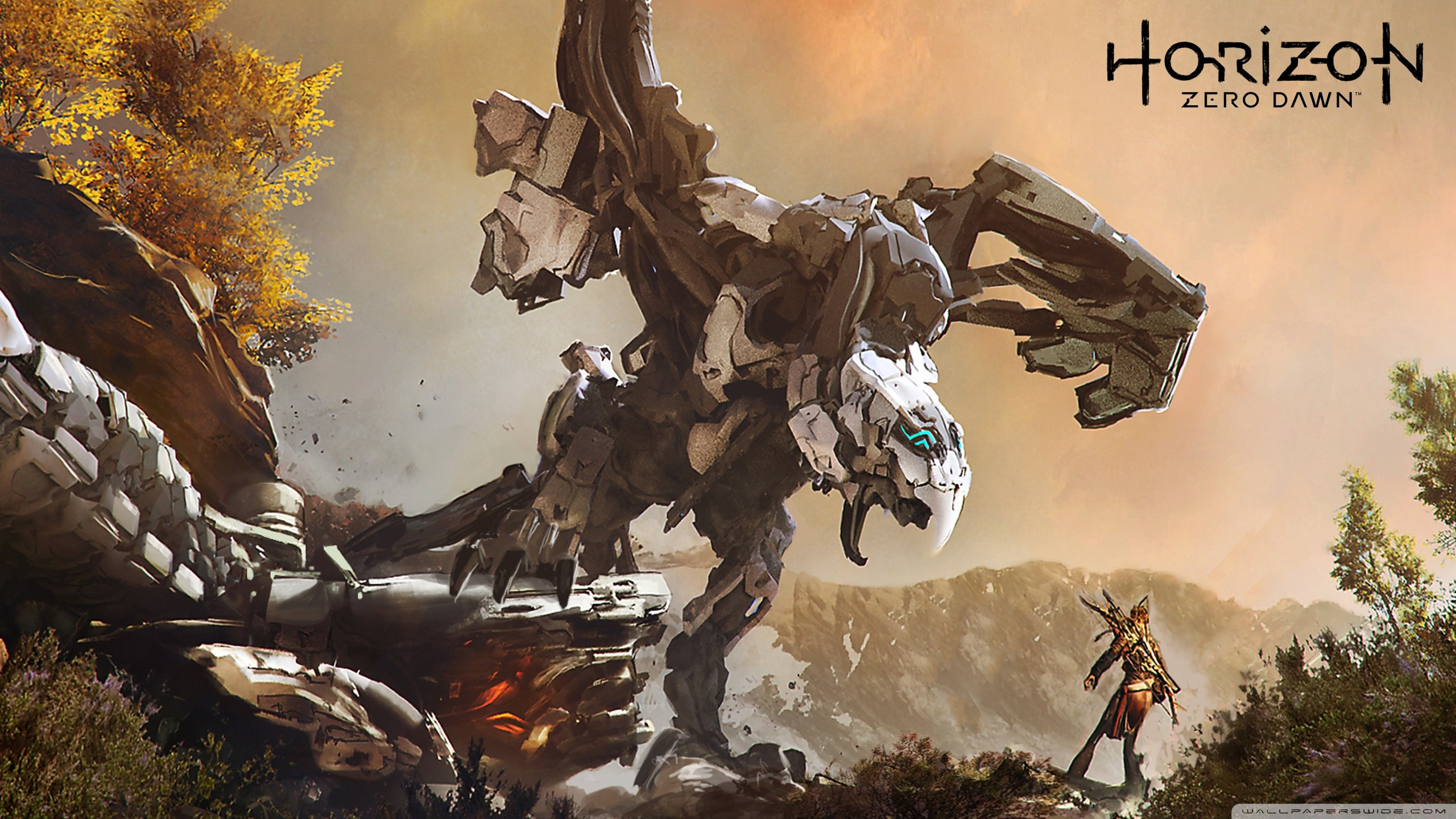 Horizon zero dawn wallpapers 84 images - Horizon zero dawn android wallpaper ...