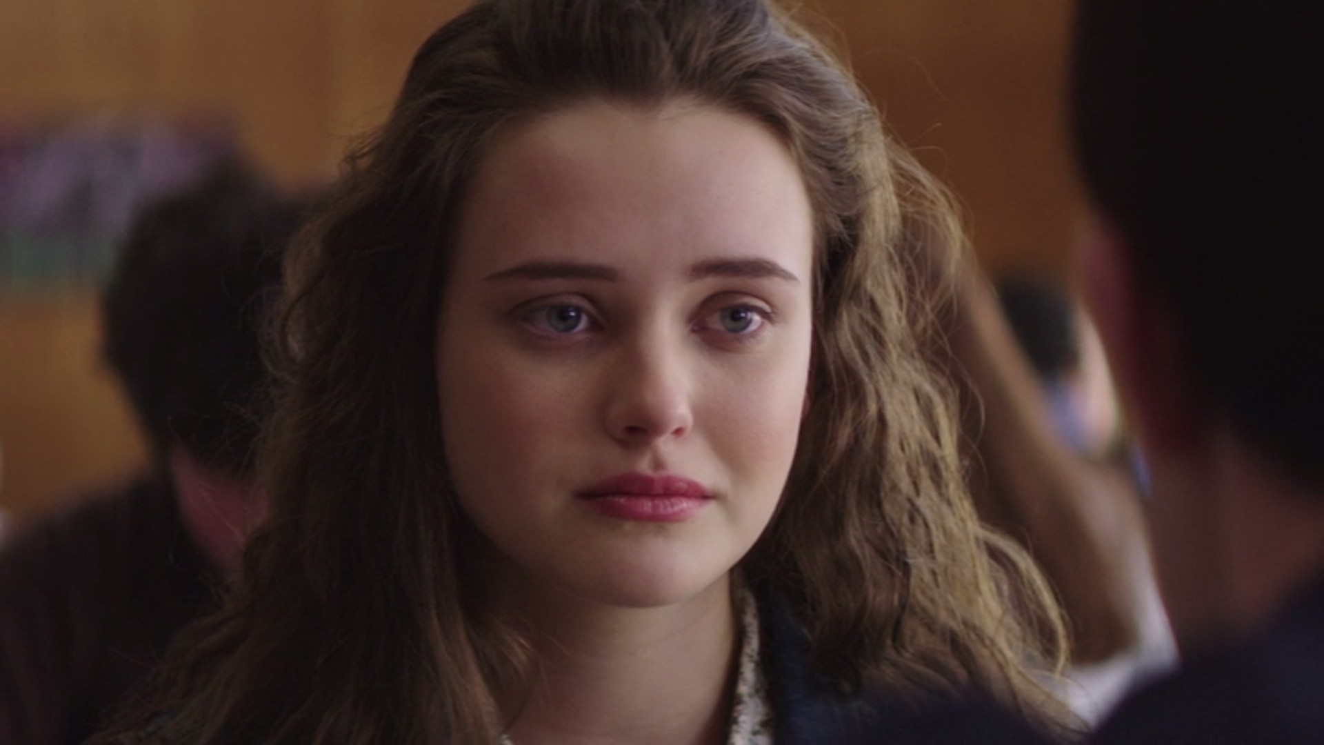 1920x1080 ... 13 Reasons Why, Katherine Langford Hannah Baker