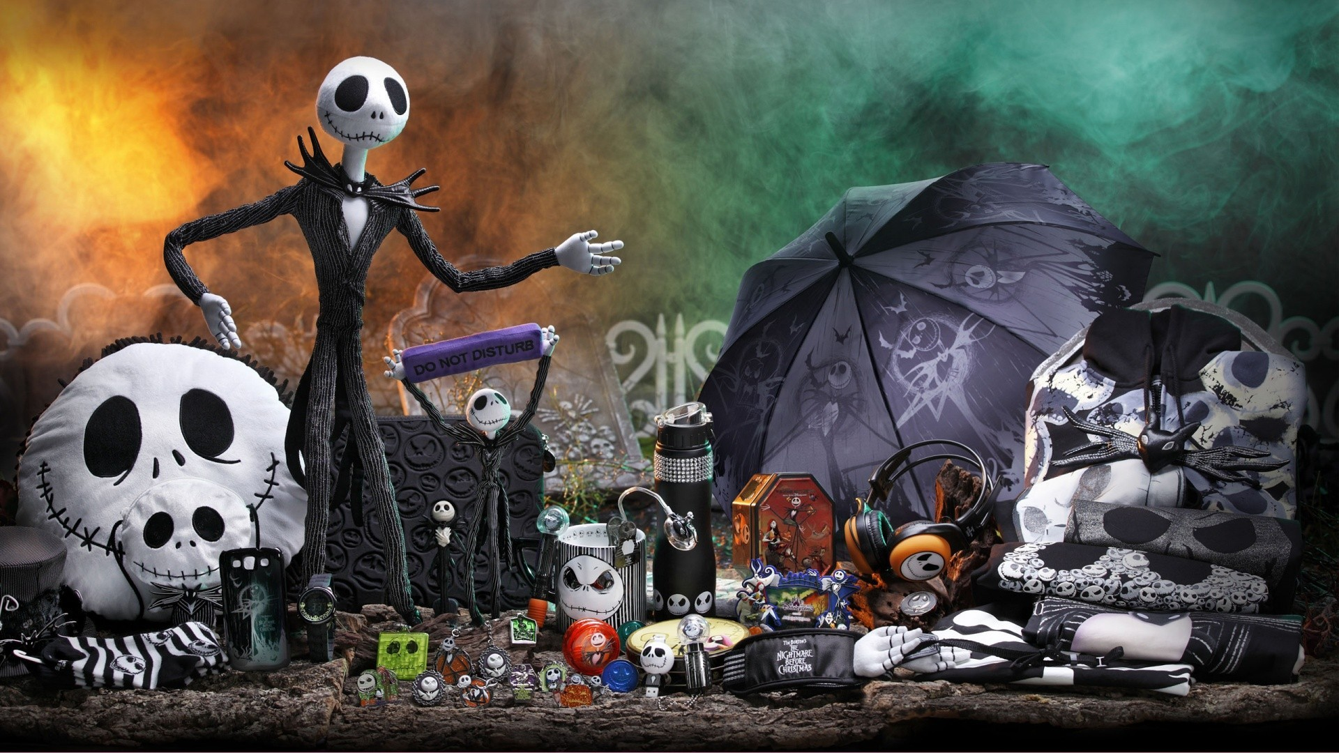 1920x1080 nightmare before christmas wallpaper