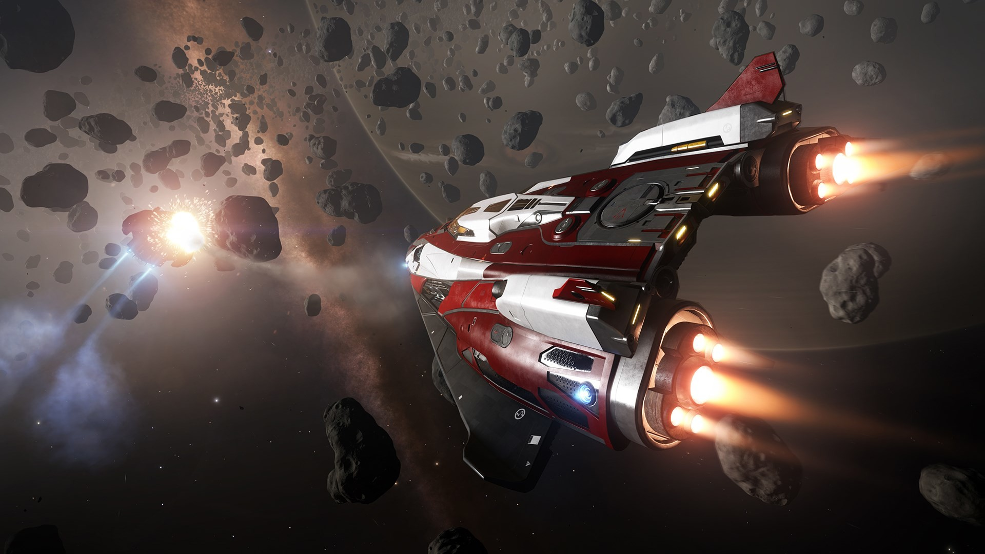 1920x1080 Elite Dangerous in VR on our $13,000 gaming rig is pure dogfighting bliss |  PC Gamer