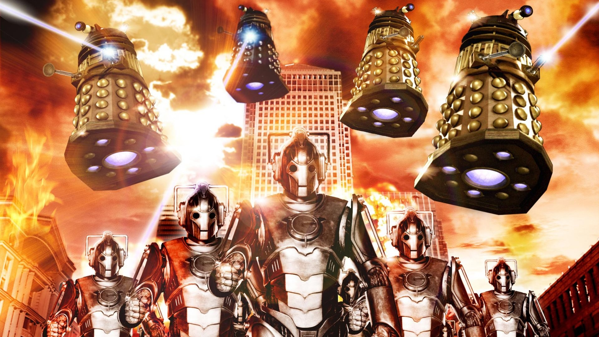 1920x1080 Dalek Doctor Who · HD Wallpaper | Background Image ID:76483