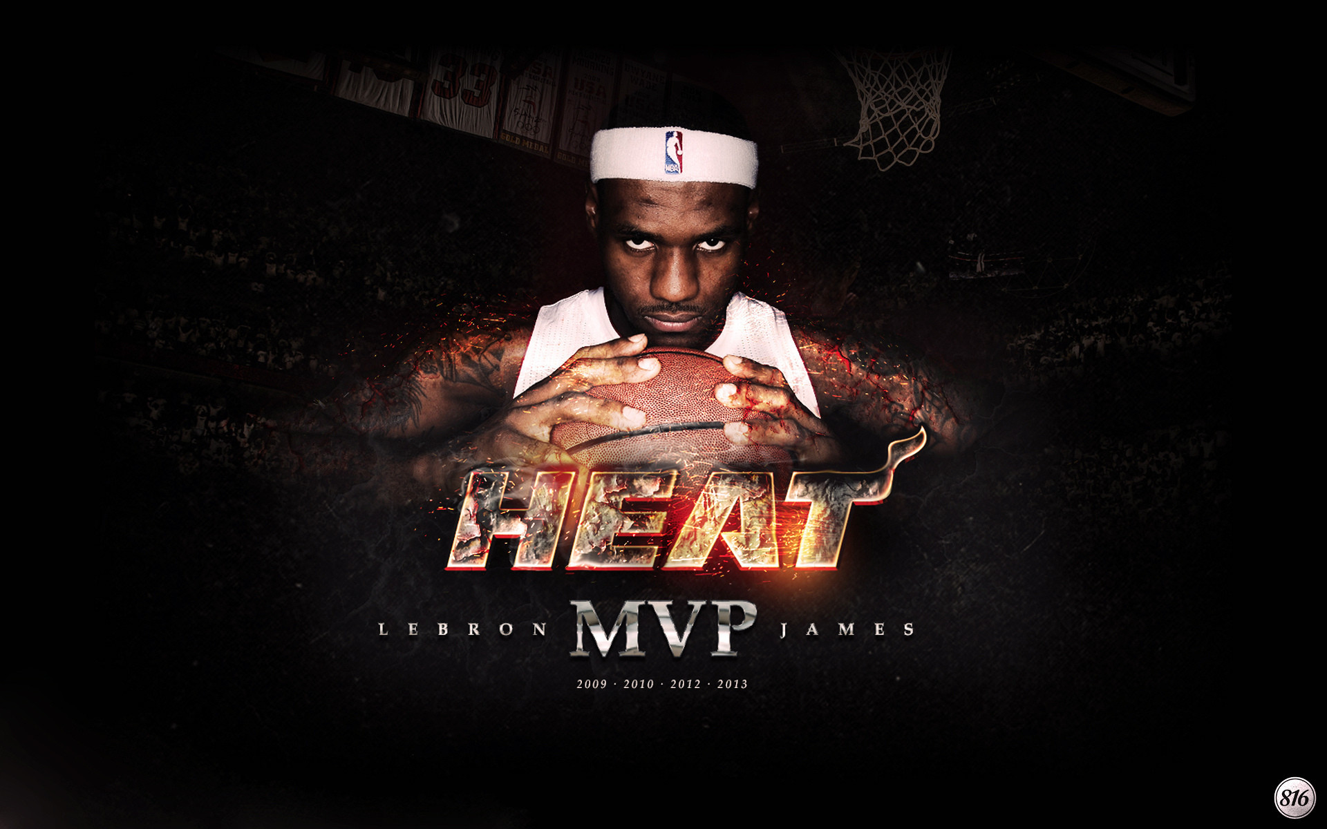 1920x1200 lebron james miami heat mvp wallpaper hd hd background wallpapers free  amazing cool tablet smart phone 4k 1920×1200 Wallpaper HD