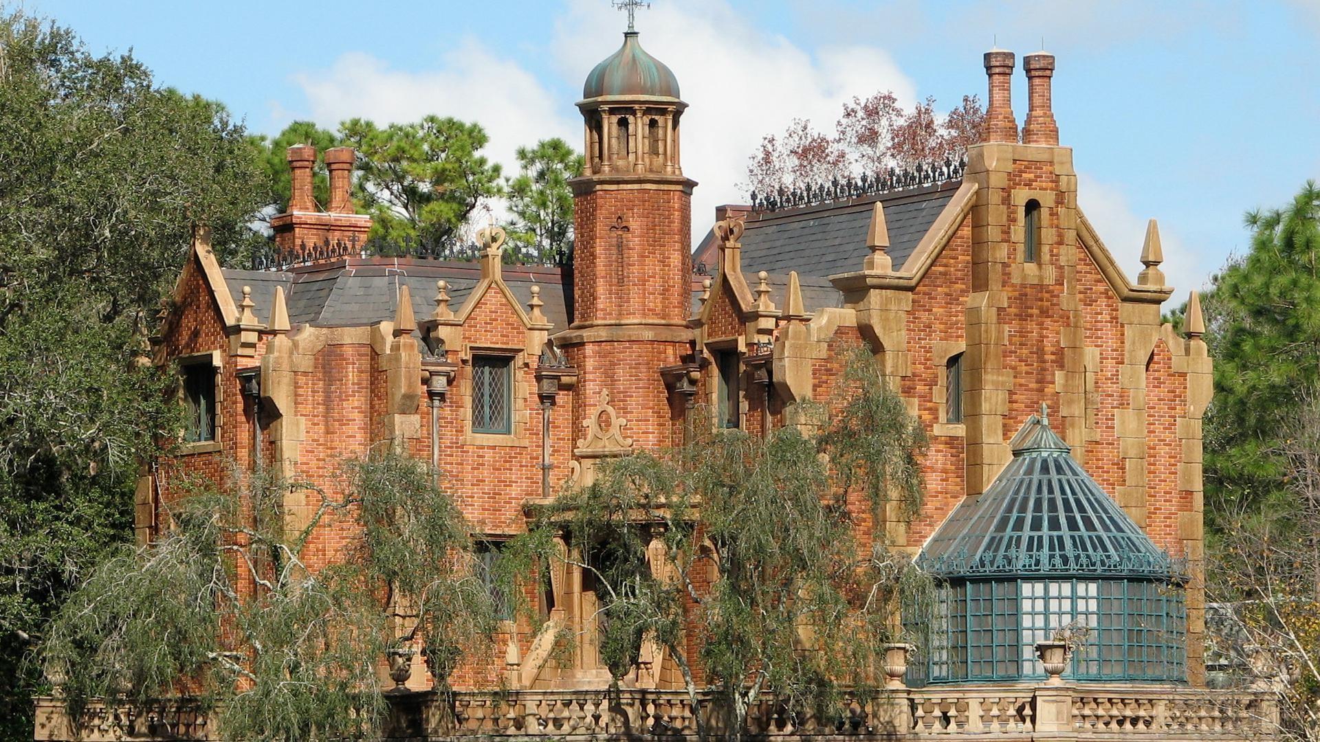 Disney World Haunted Mansion Wallpaper (67+ images)