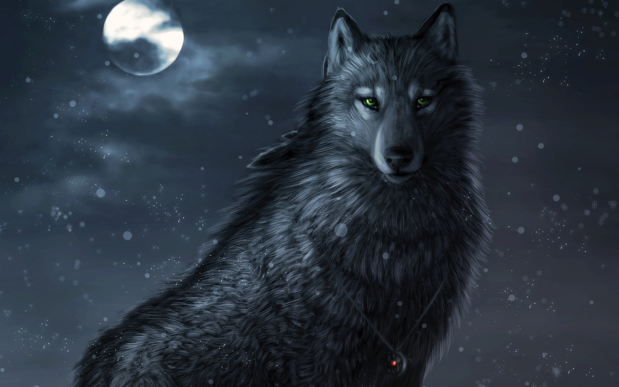 1997x1248 Wolf Wallpapers HD A31