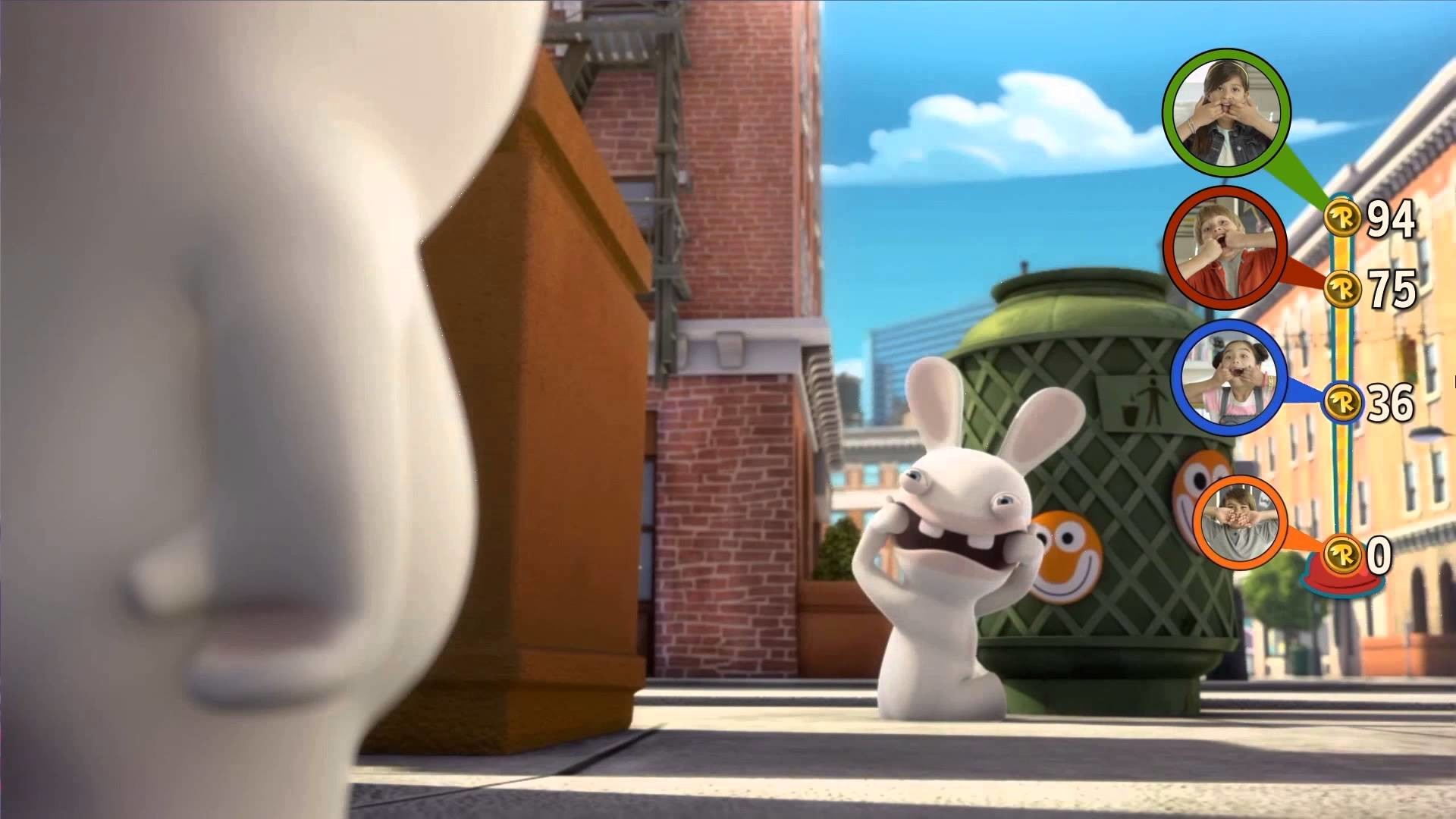 1920x1080 Rabbids Invasion The Interactive TV Show -- Announcement Trailer [UK] -  YouTube