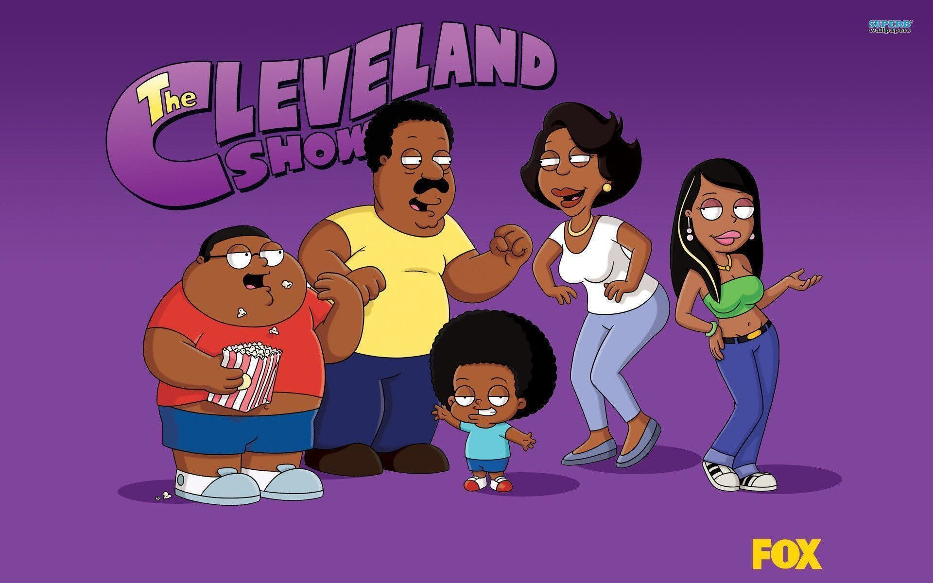 1920x1200 The Cleveland Show wallpaper - Cartoon wallpapers - #