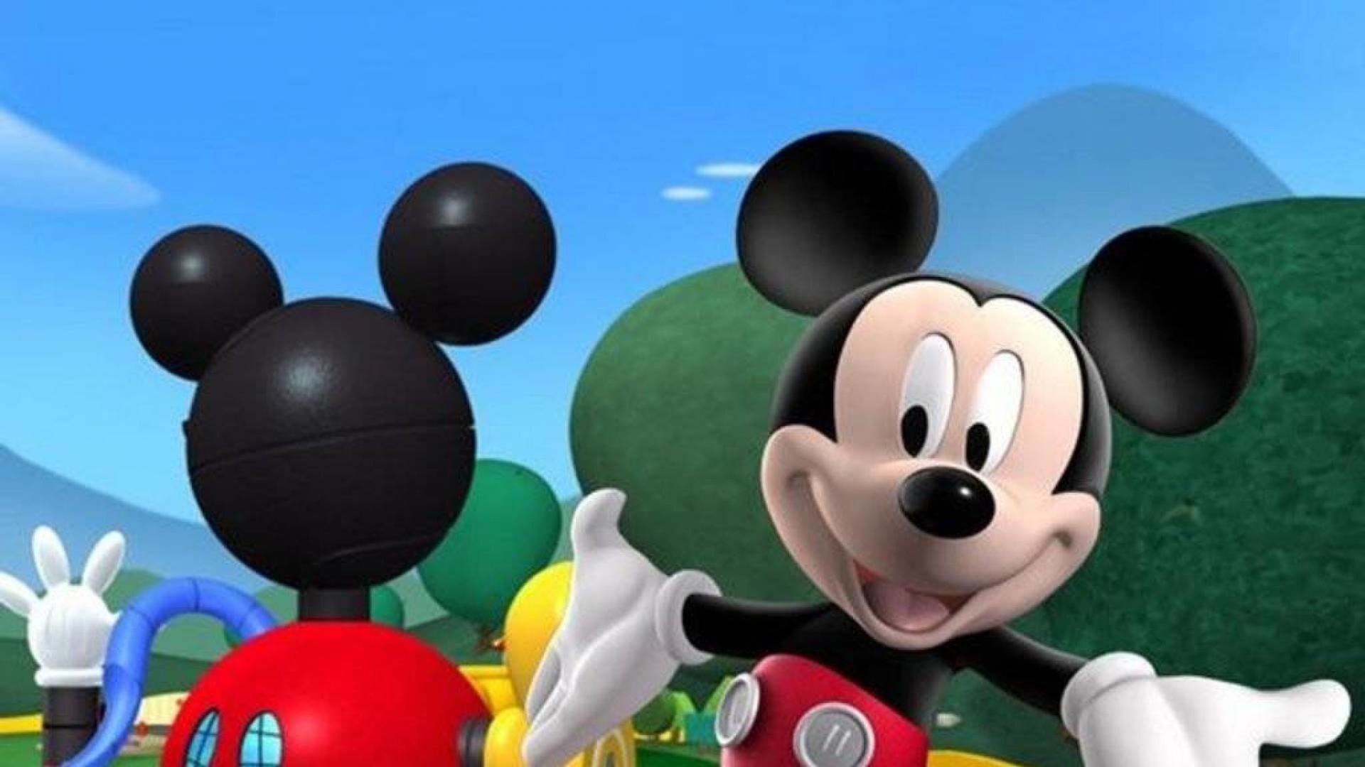 Mickey Mouse Clubhouse Images Wallpapers (57+ images)