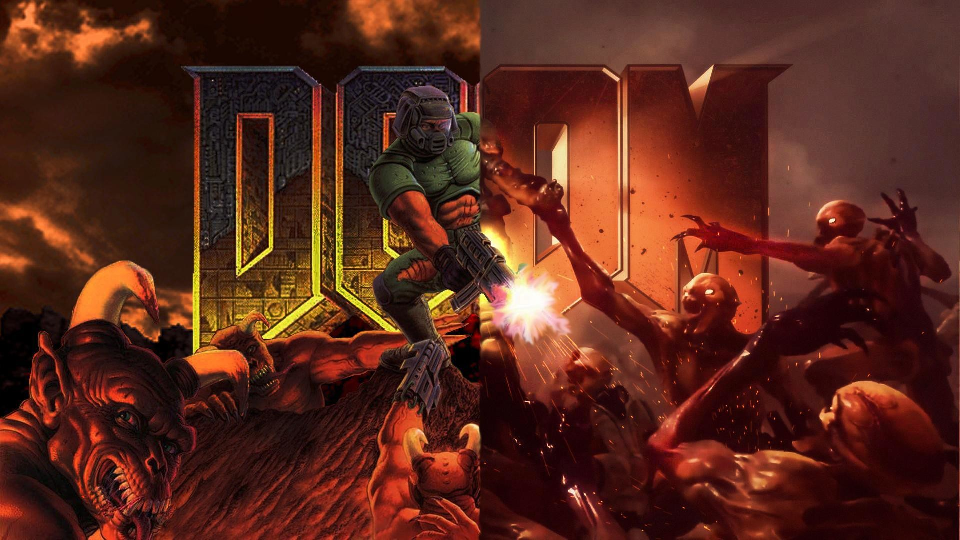 Doom 4k Wallpaper 59 Images