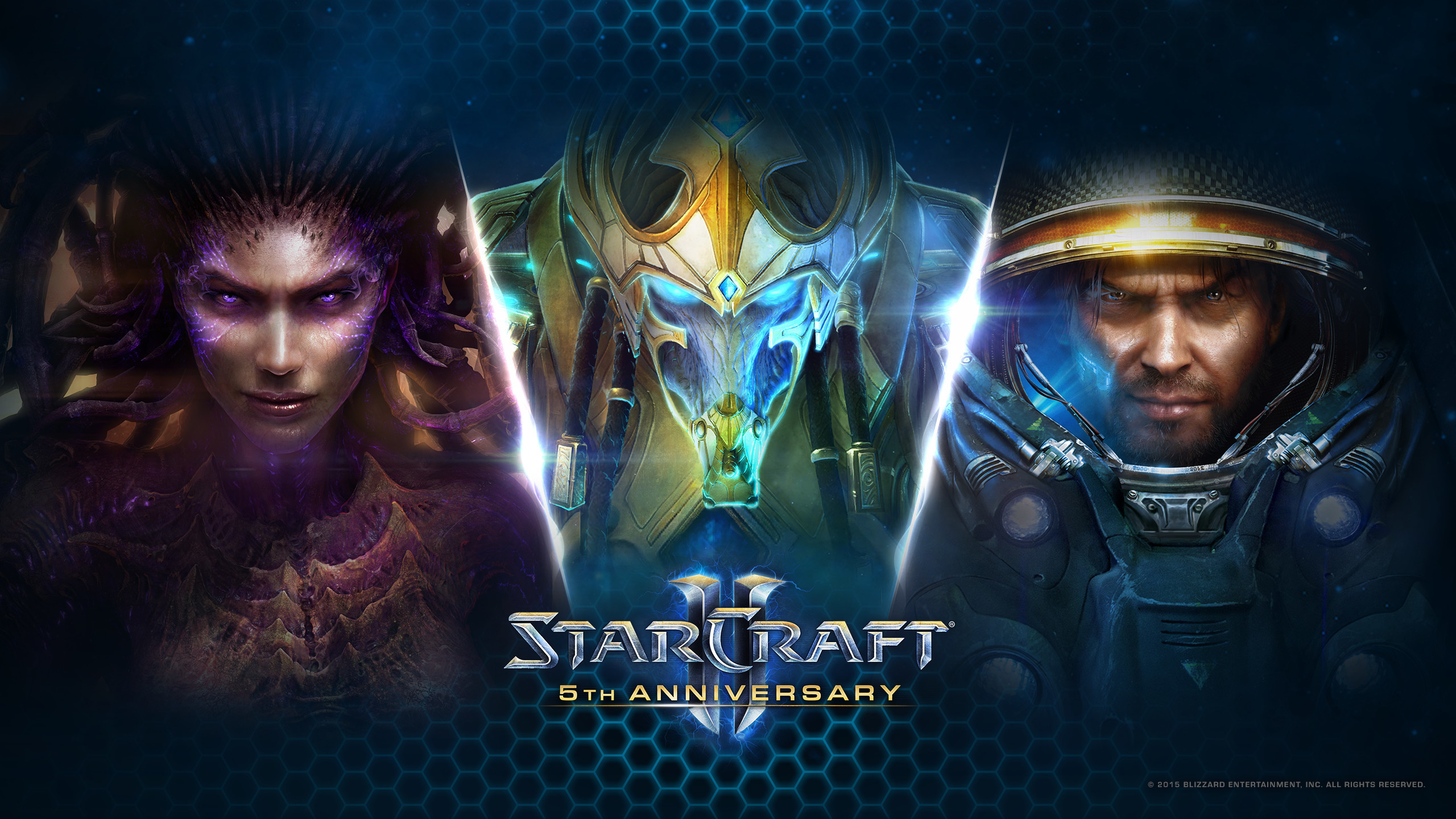 Starcraft 2 HD Wallpapers (83+ Images